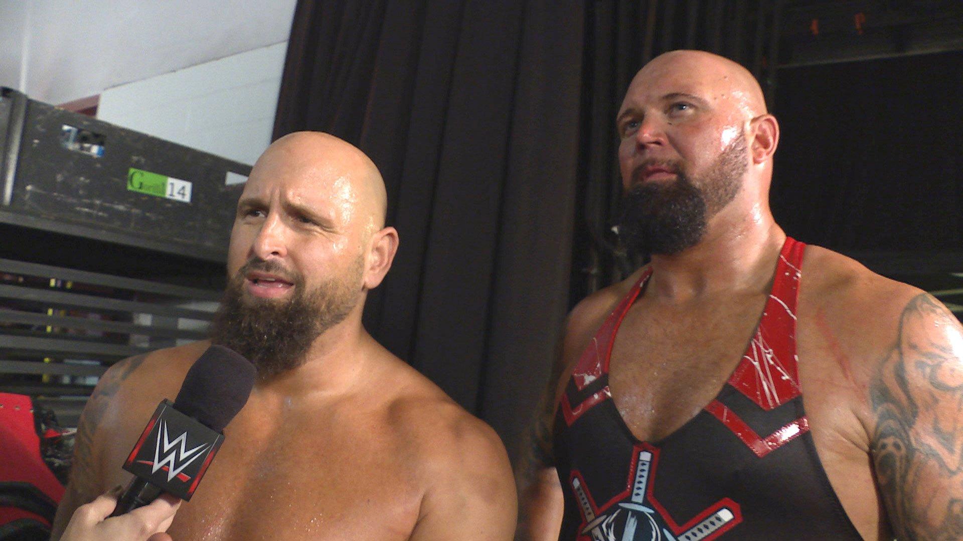 Gallows & Anderson n'arrêteront pas les passages à tabac: WWE.com Exclusive, 1er août 2016
