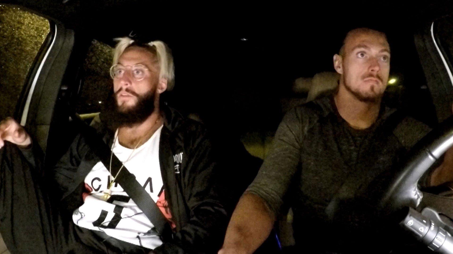 Coup d'oeil sur WWE Network: Enzo fait le tour du New Jersey dans WWE Ride Along