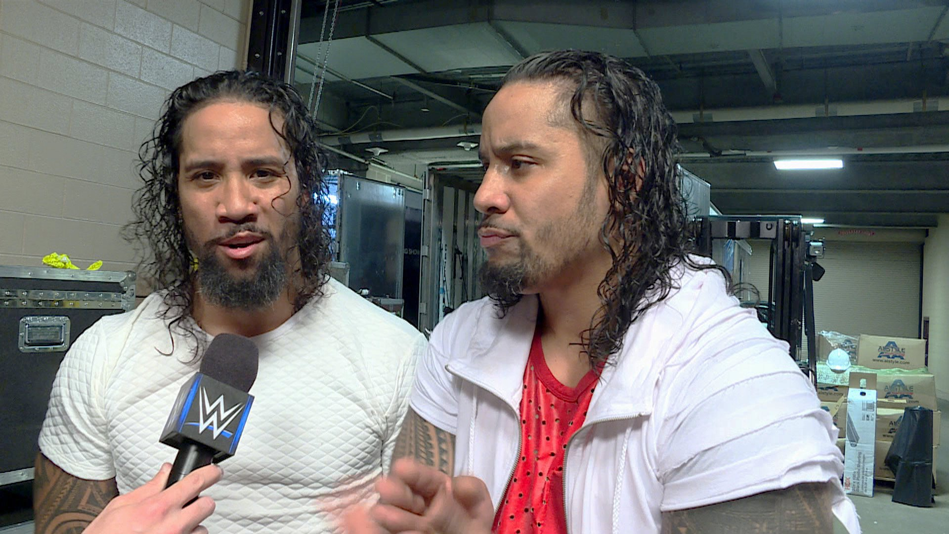 Why exactly do The Usos feel cheated? WWE.com Exclusive, Sept. 13, 2016