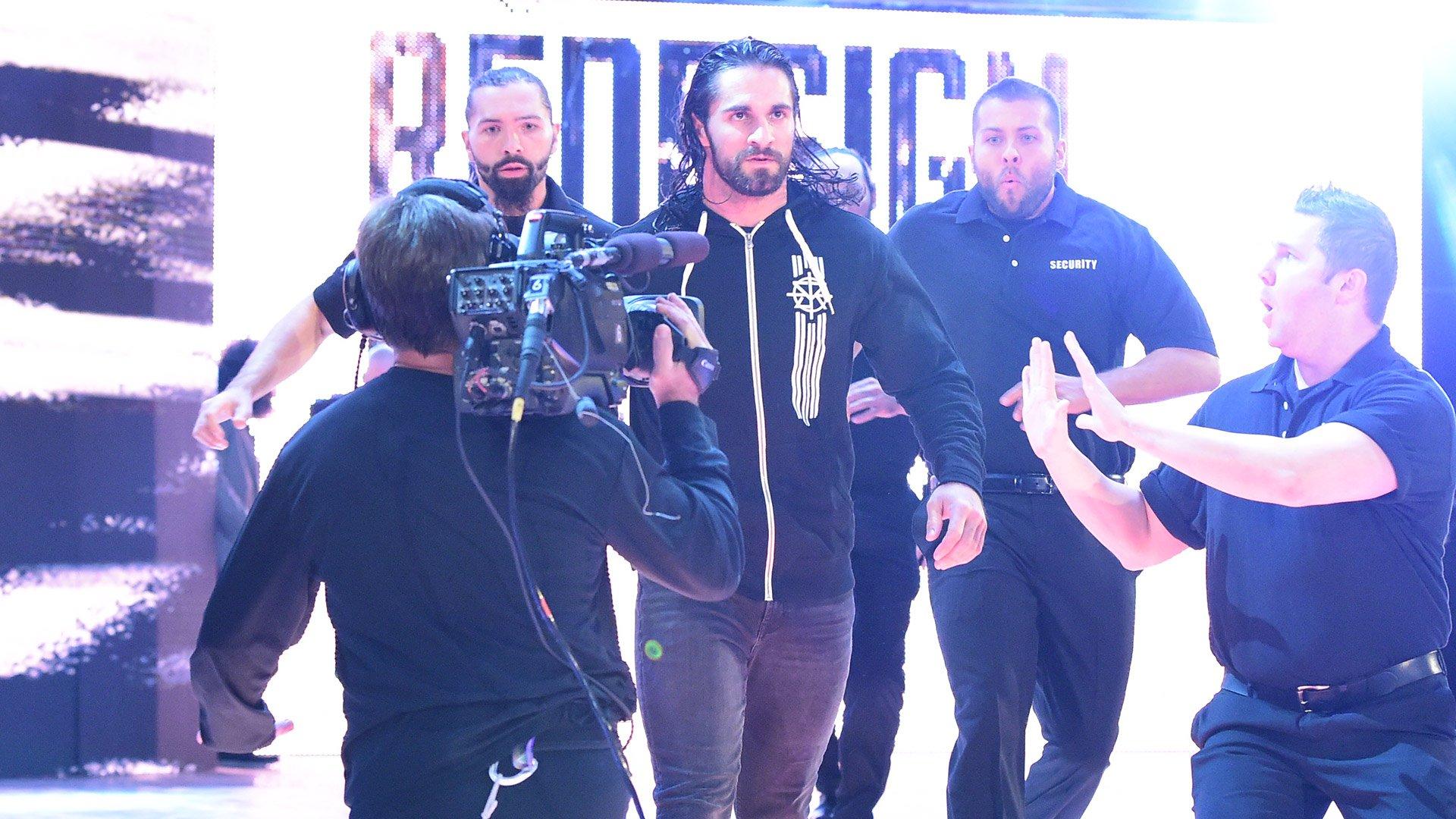 "Seth Rollins ruine ""The Highlight Reel"" pour se confronter à Kevin Owens: Raw, 26 septembre 2016"