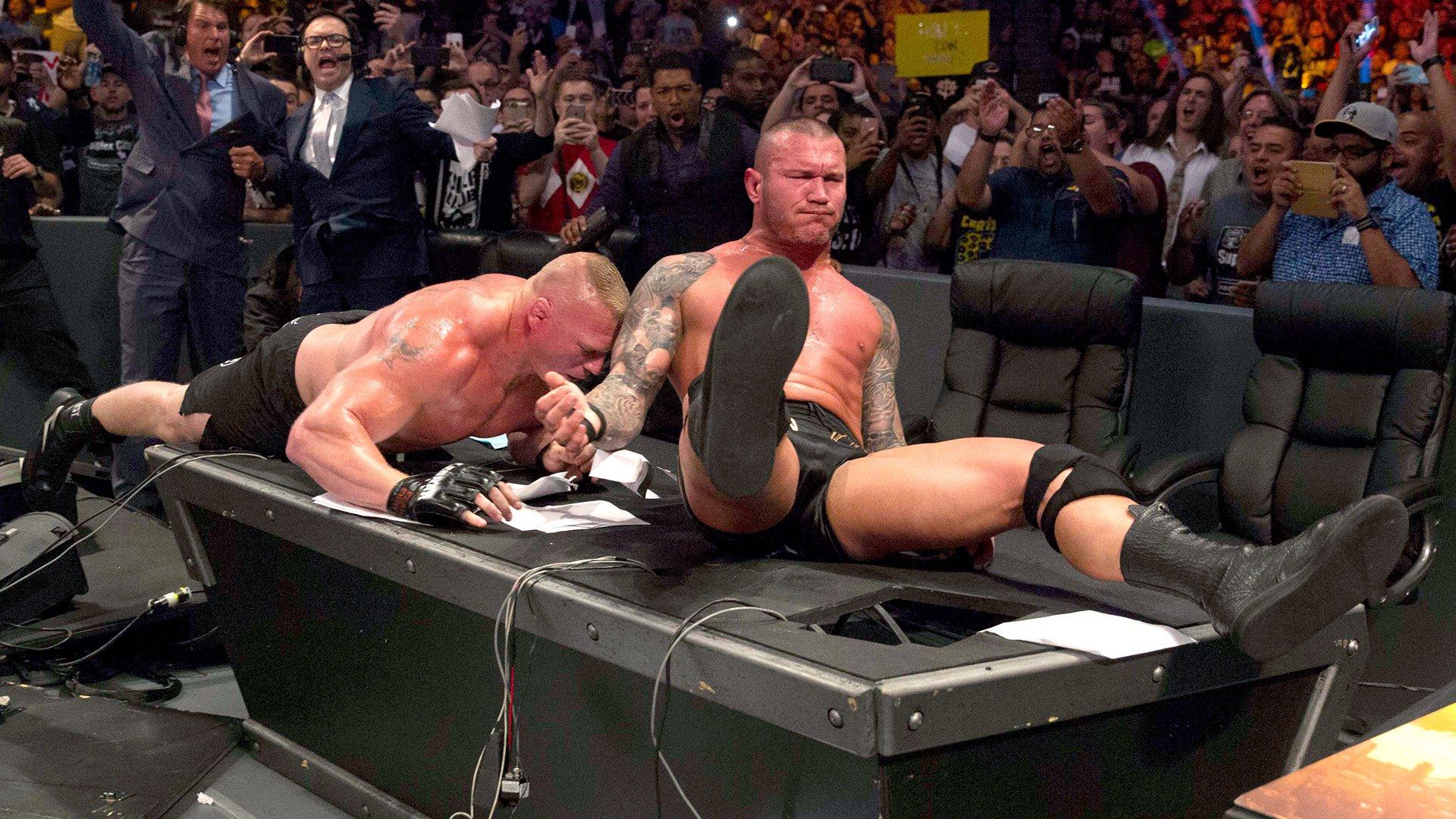 15 tables qui ont refusé de se briser: WWE Fury, 19 septembre 2016