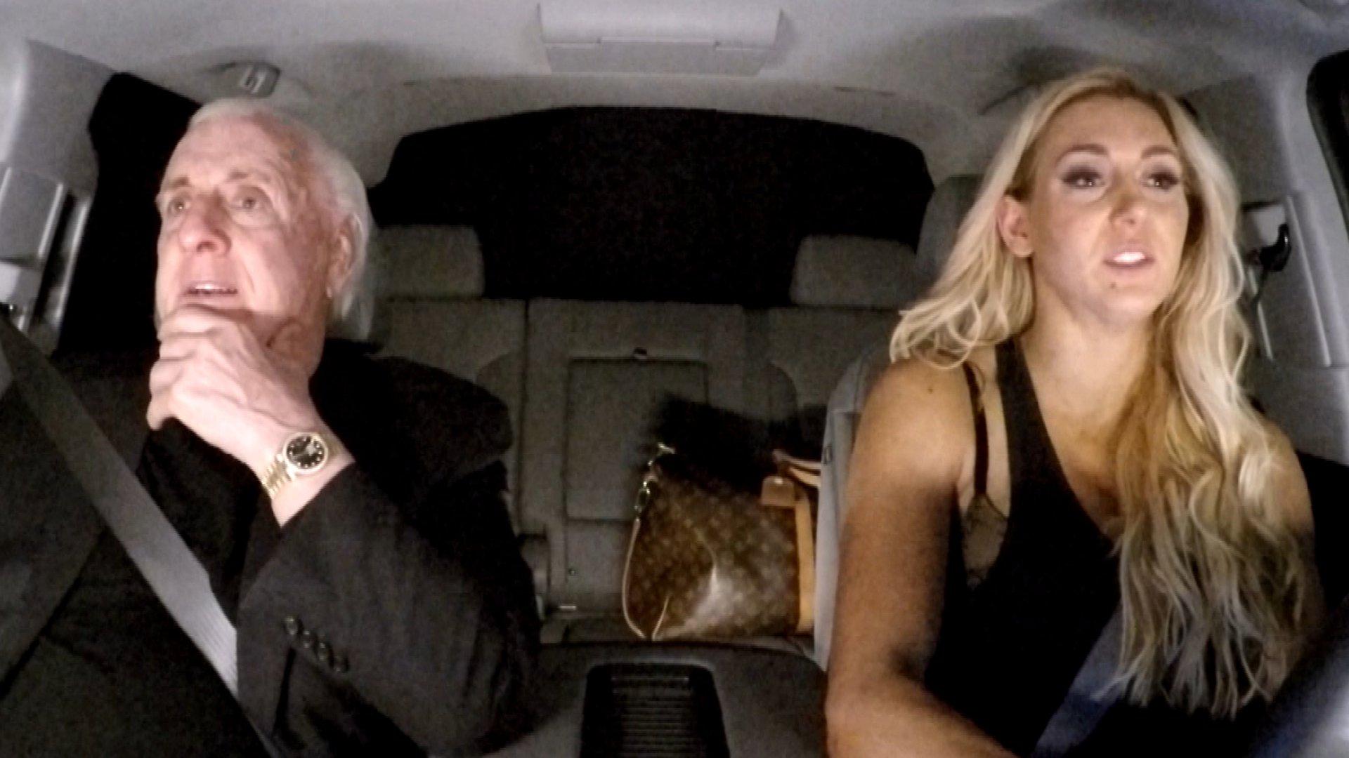 WWE Network: Ric Flair parle des adversaires de Charlotte
