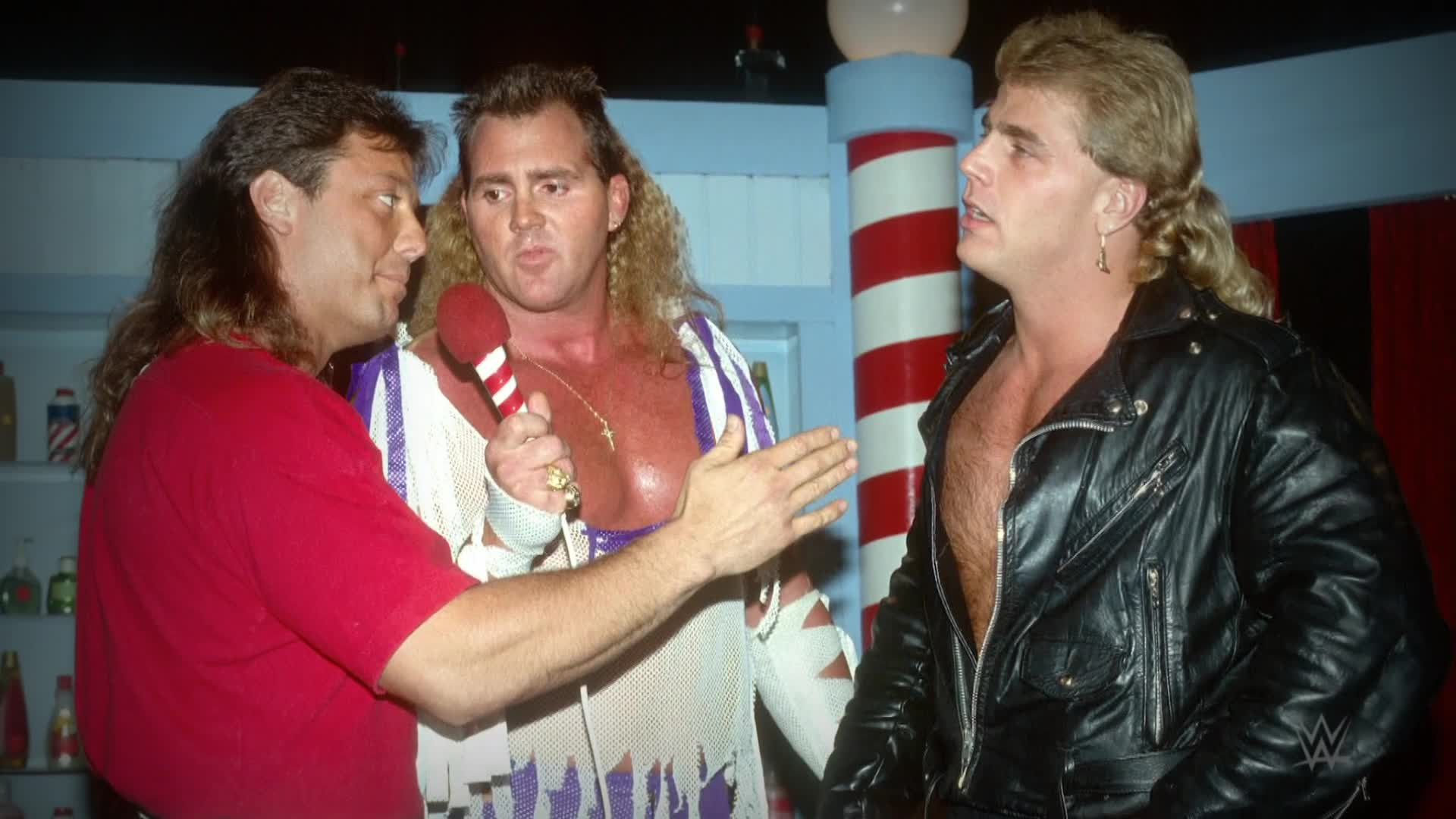 Brutus Beefcake expérience proche de la mort: Where Are They Now? Partie 3