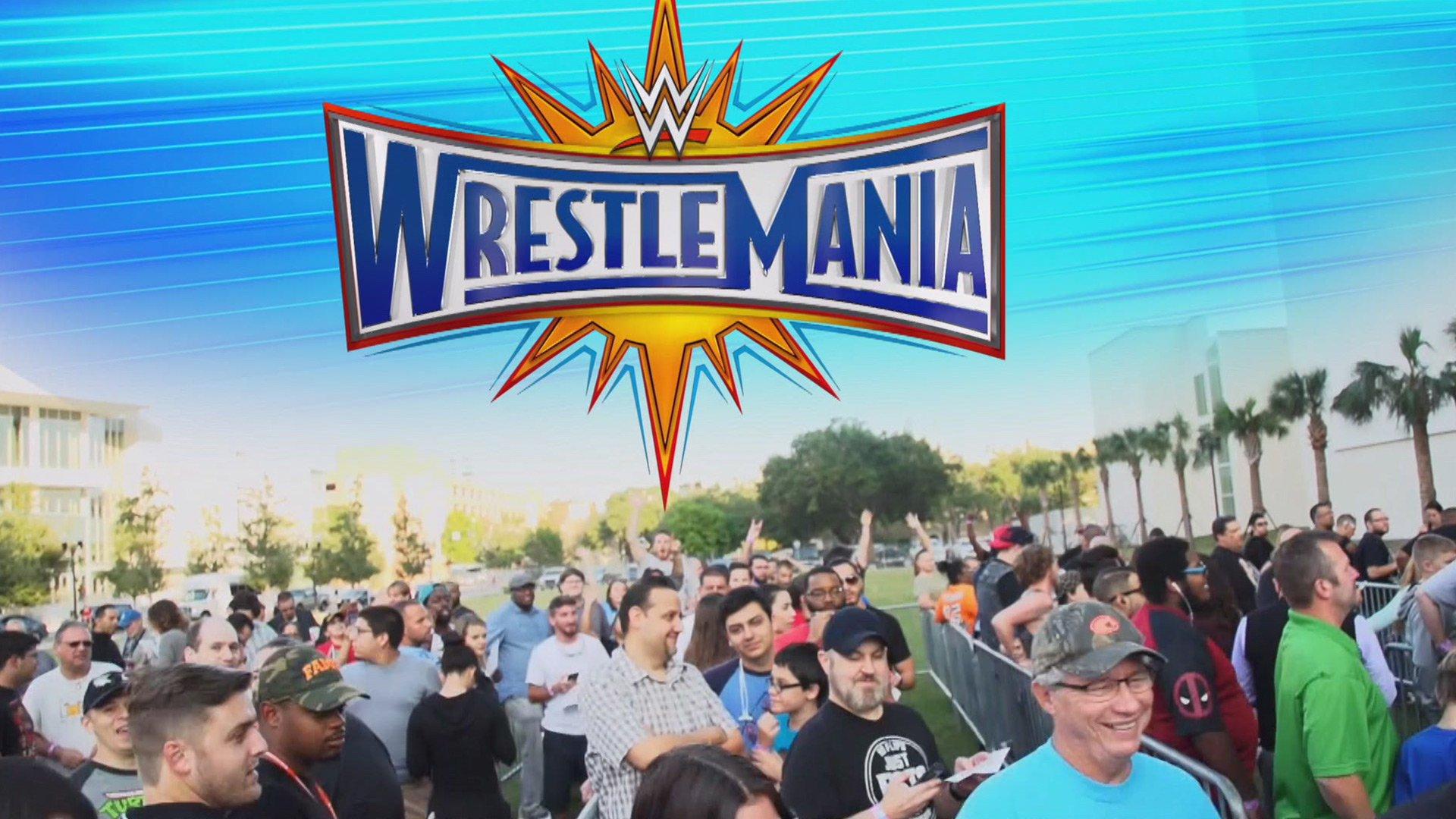 WrestleMania 33 w Orlando nadciąga: Raw, 21.11.16