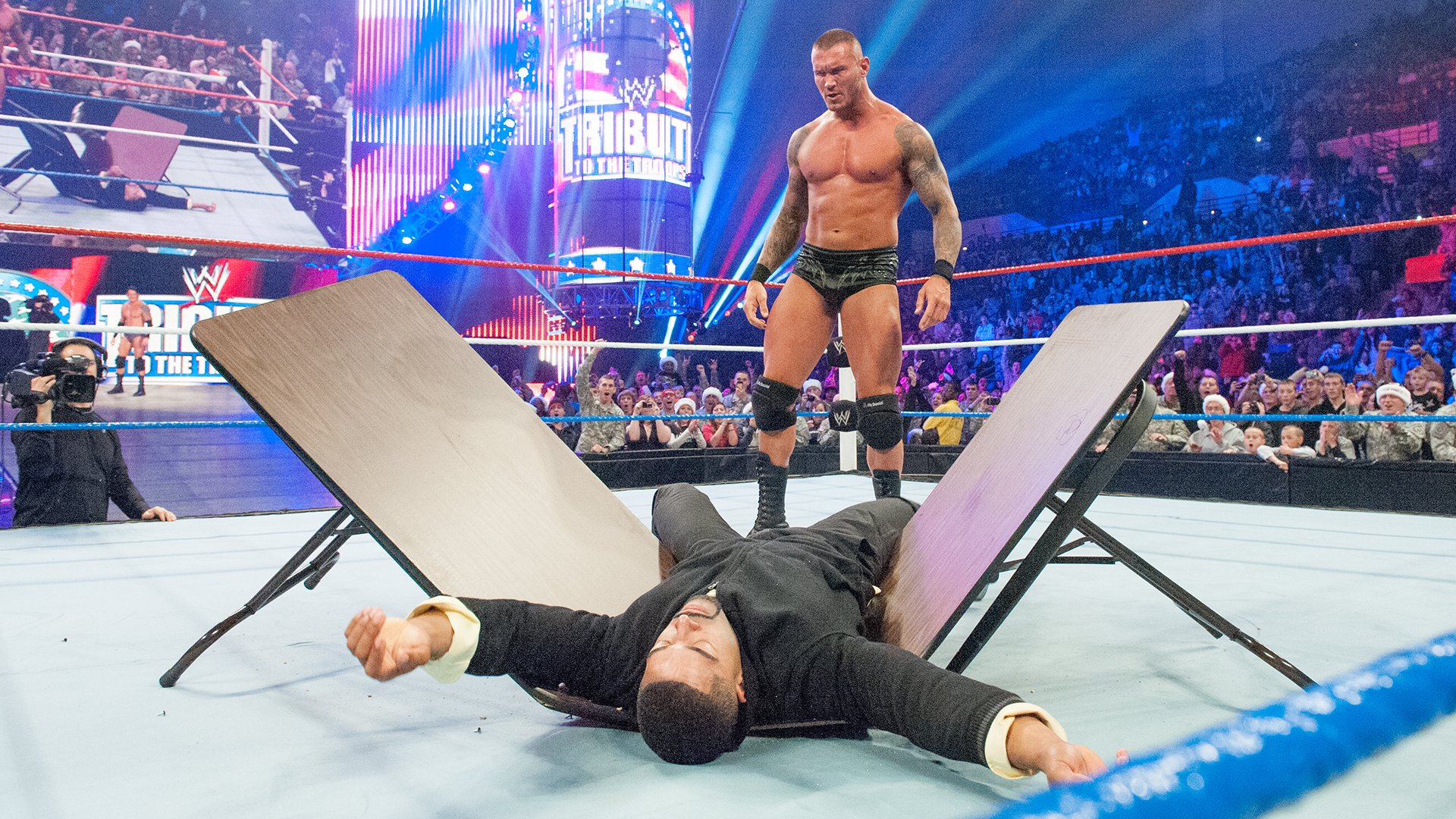 22 times Superstars were powerbombed through tables: WWE Fury, Dec. 4 2016