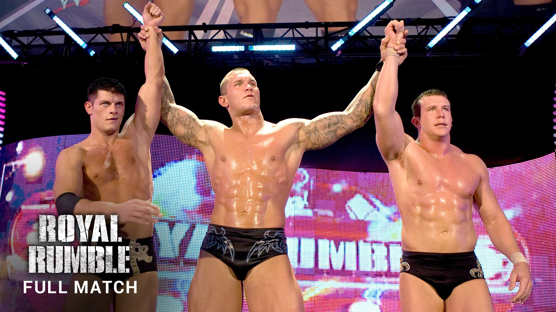 WWE Network: Royal Rumble Match (Match Intégral): Royal Rumble 2009