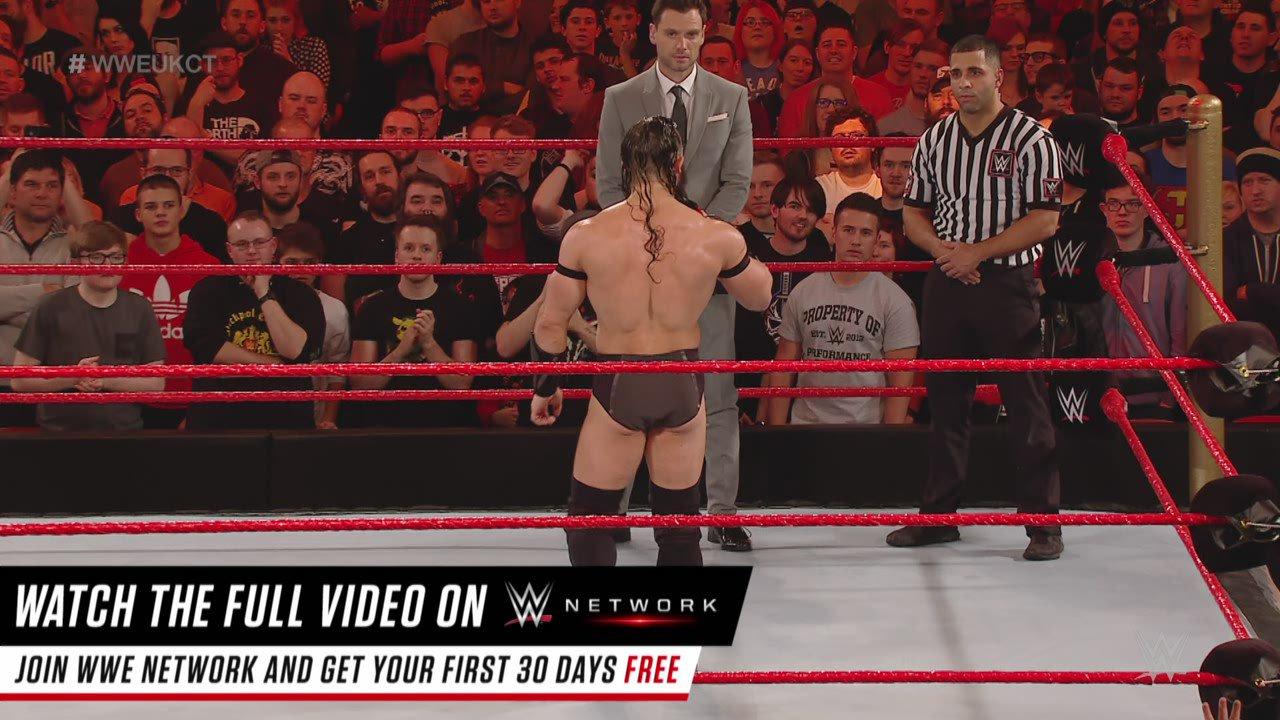 WWE Network: La Superstar de WWE NXT Tommy End fait une apparition surprise: WWE United Kingdom Championship Tournament