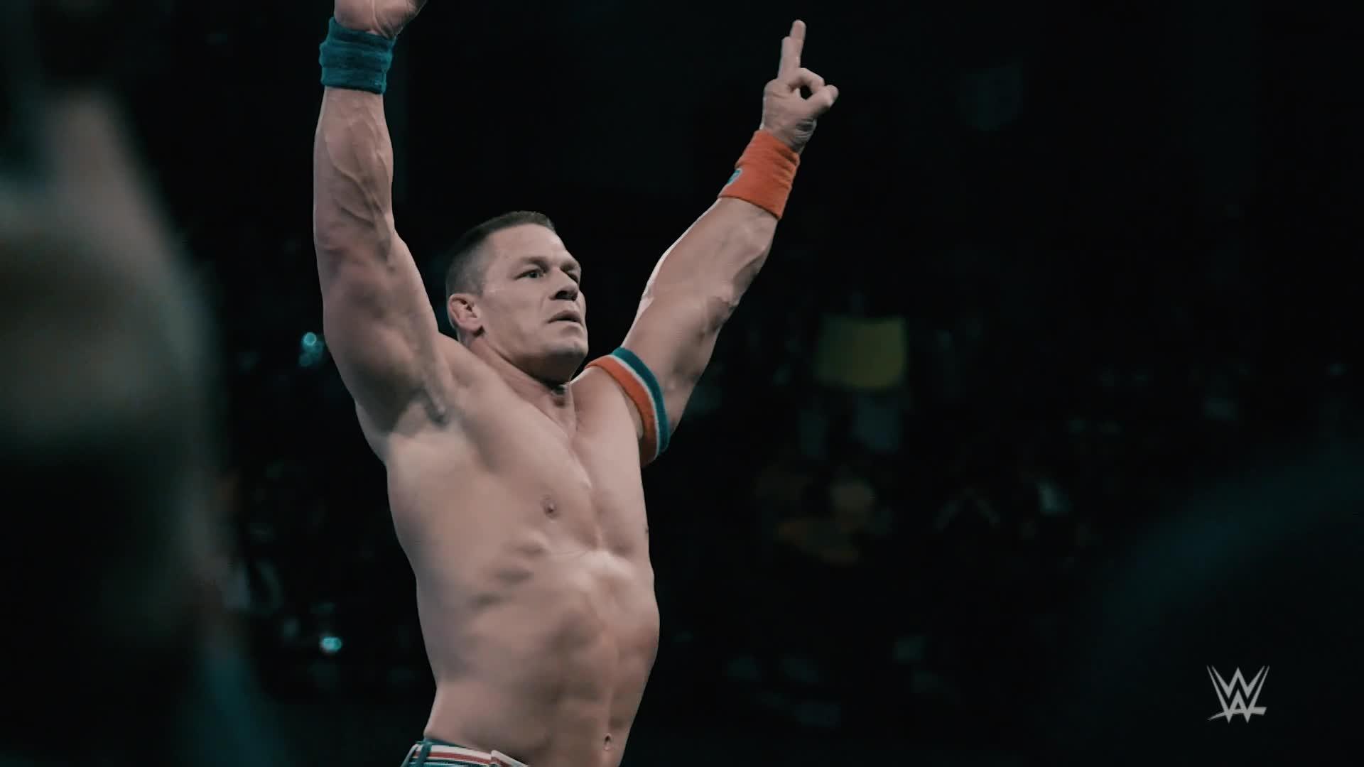 Étonnant ralenti de John Cena vs. Baron Corbin: WWE.com Exclusive, 15 jan. 2017
