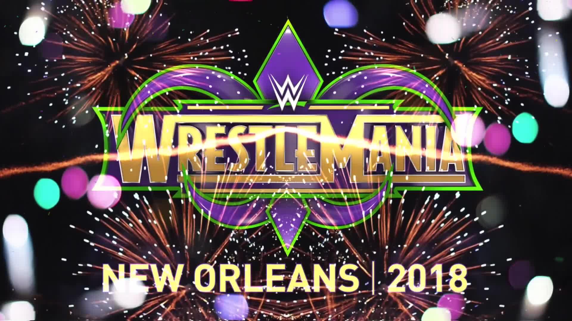 WrestleMania revient à la Nouvelle-Orléans l'année prochaine