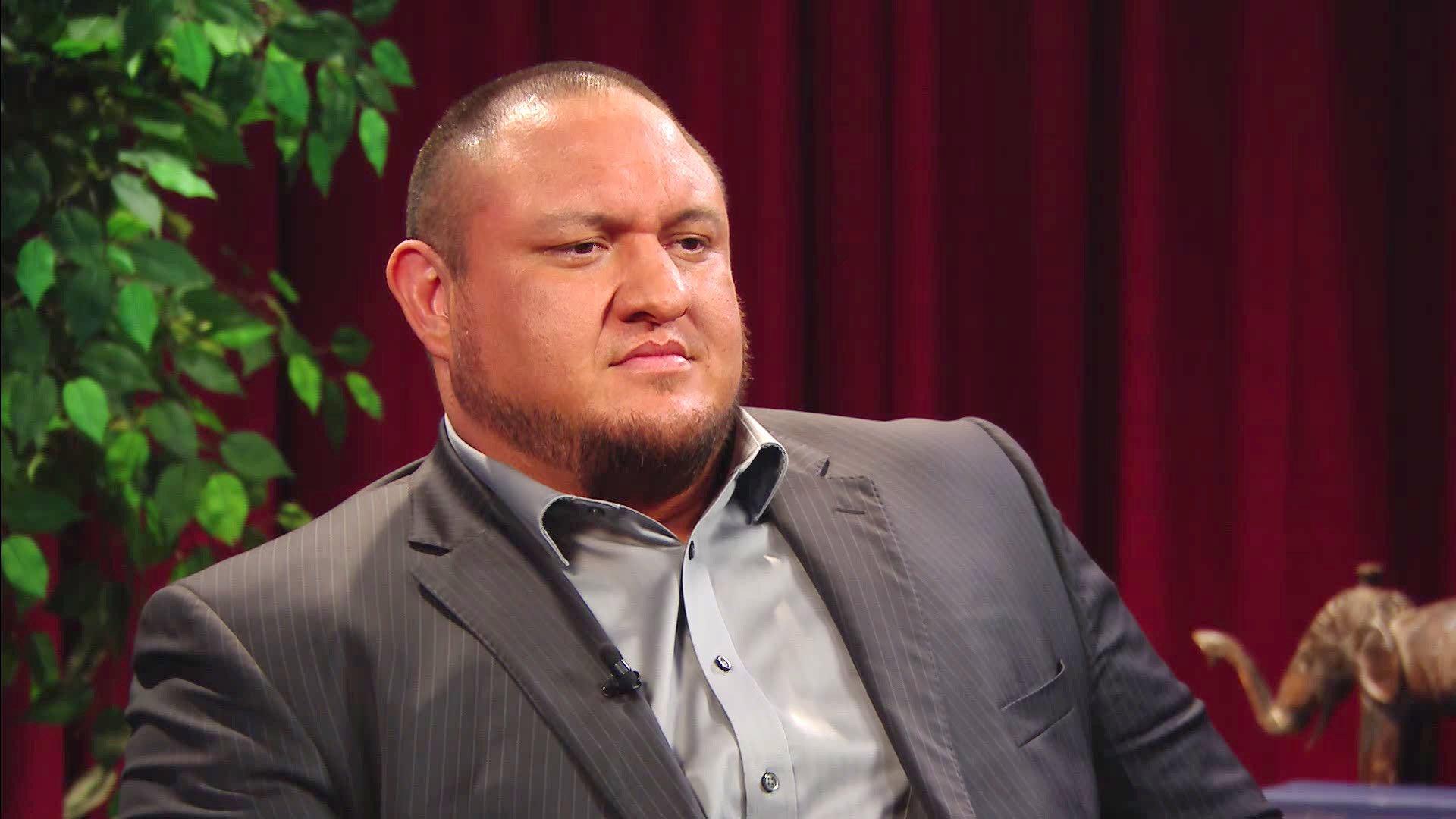 Samoa Joe jest dumny z kontuzjowania Setha Rollinsa: Raw 13.02.17