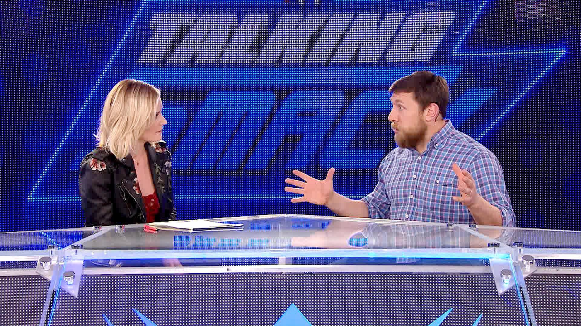 Danial Bryan zapowiada wielkie Battle Royal by wybrać pretendenta do tytułu: WWE Talking Smack 14.02.17