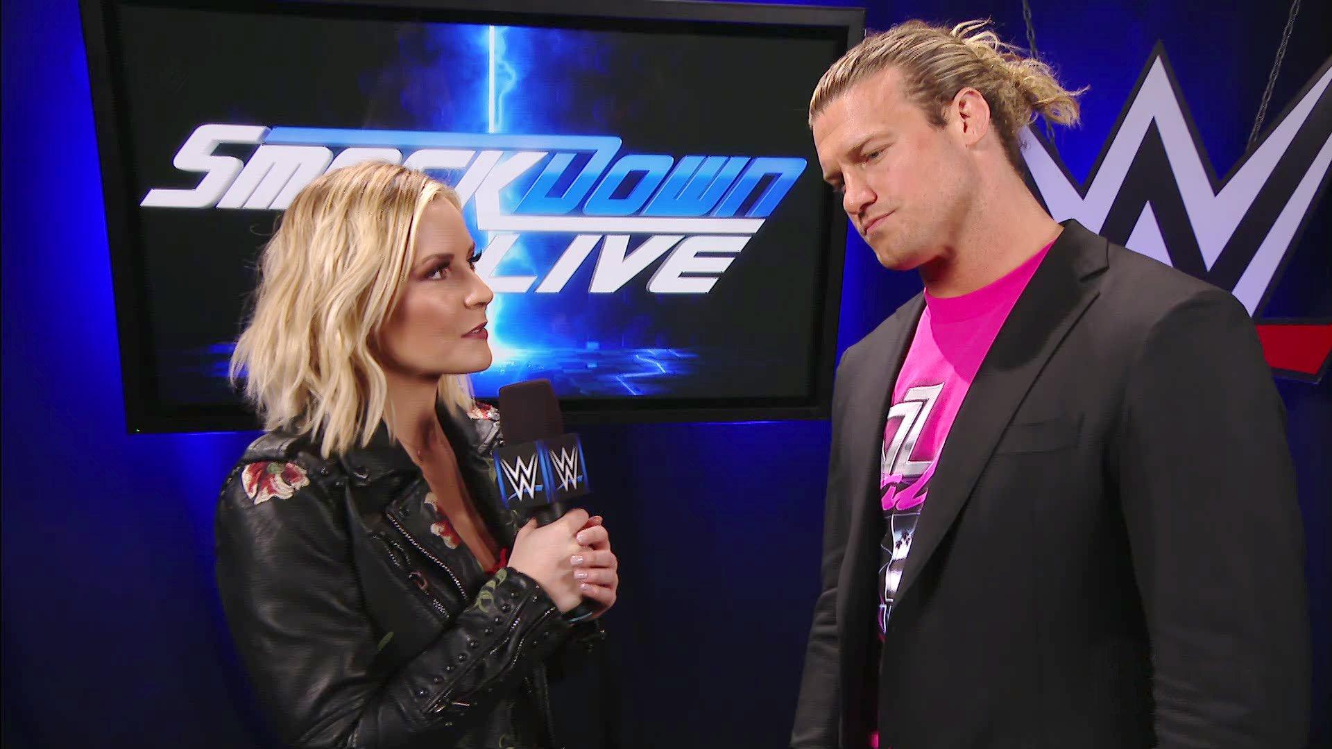 Dolph Ziggler przesyła ostrzeżenie: SmackDown LIVE 14.02.17