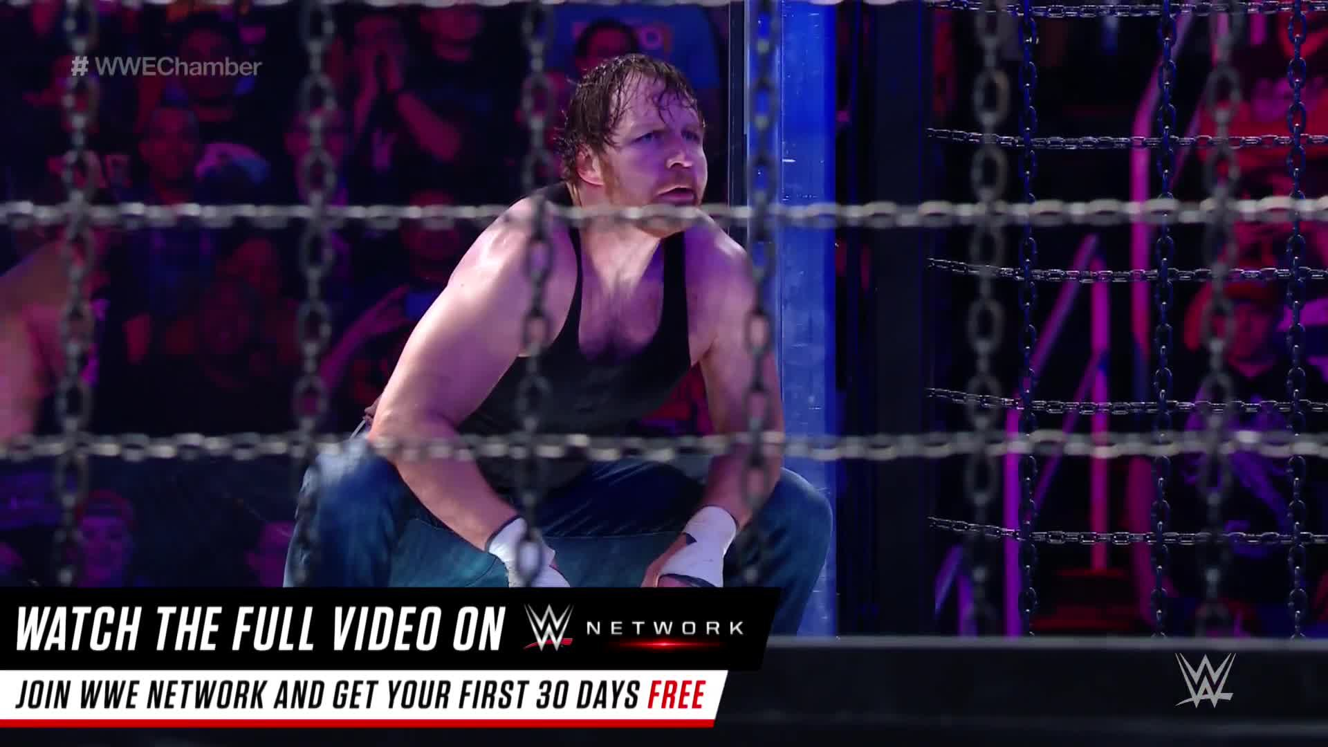 Uczestnicy starcia o WWE Title na Elimination Chamber zbierają się: Elimination Chamber 2017 (WWE Network Exclusive)