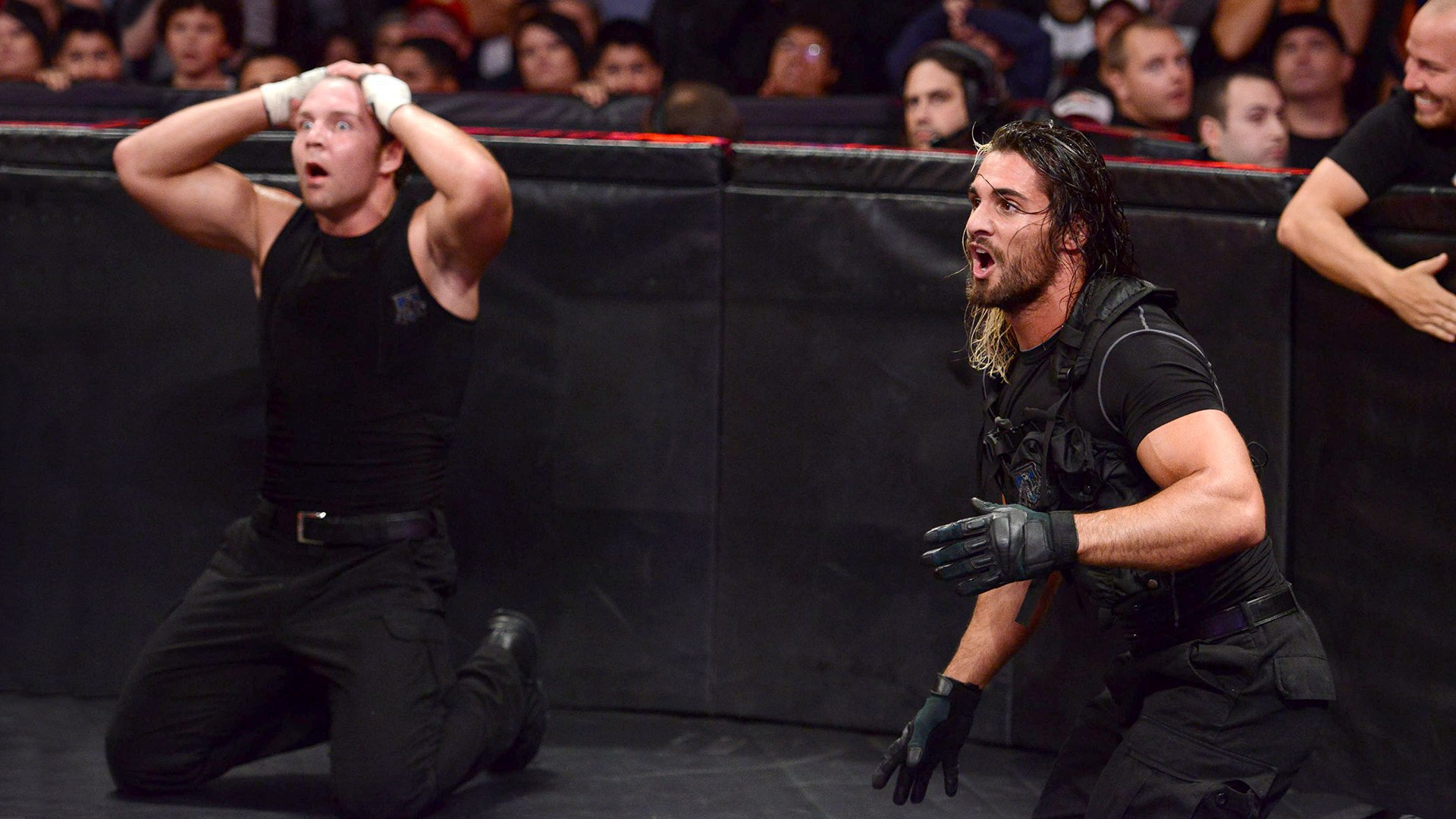 The Shield vs. Daniel Bryan, Dolph Ziggler, Rob Van Dam, The Usos, The Prime Time Players, Zack Ryder, R-Truth, Kofi Kingston & Justin Gabriel: 11-on-3 Handicap Elimination Match: Raw, Sept. 23, 2013