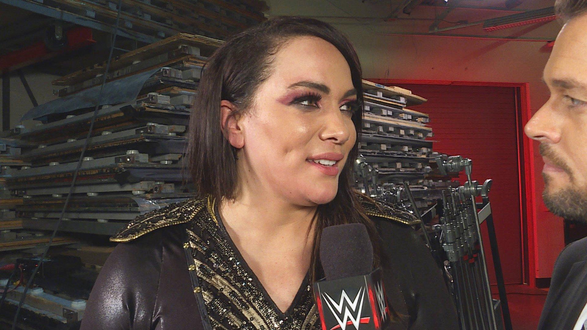 Nia Jax est prête à dominer la division féminine de Raw à WrestleMania: WWE.com Exclusive, 20 mars 2017