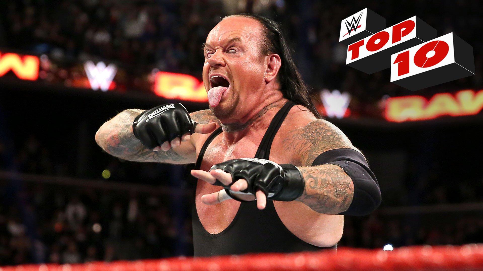 Top 10 des moments de Raw: WWE Top 10, 20 mars 2017