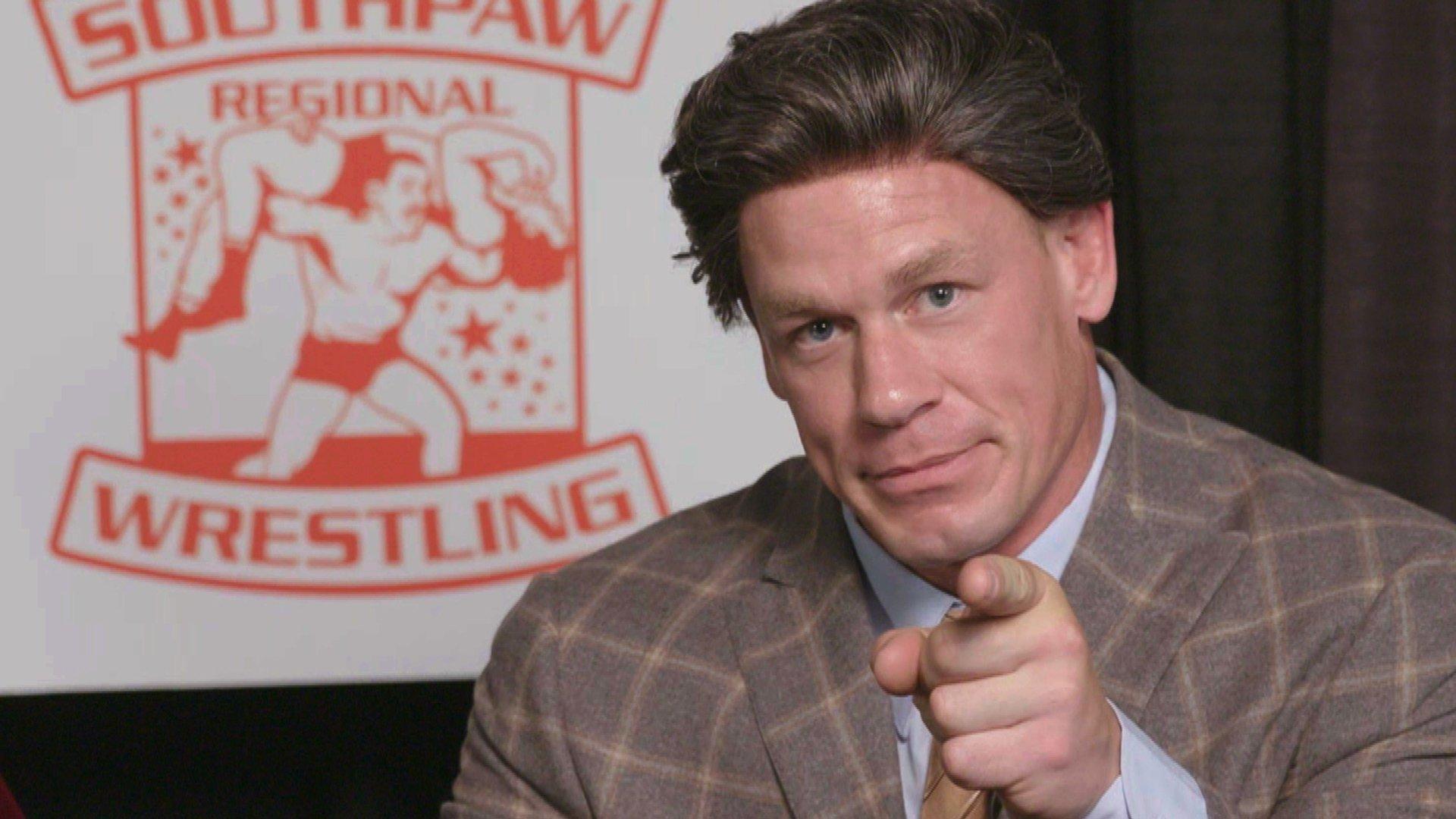 Southpaw Regional Wrestling est enfin découverte: Southpaw Regional Wrestling - Episode 1