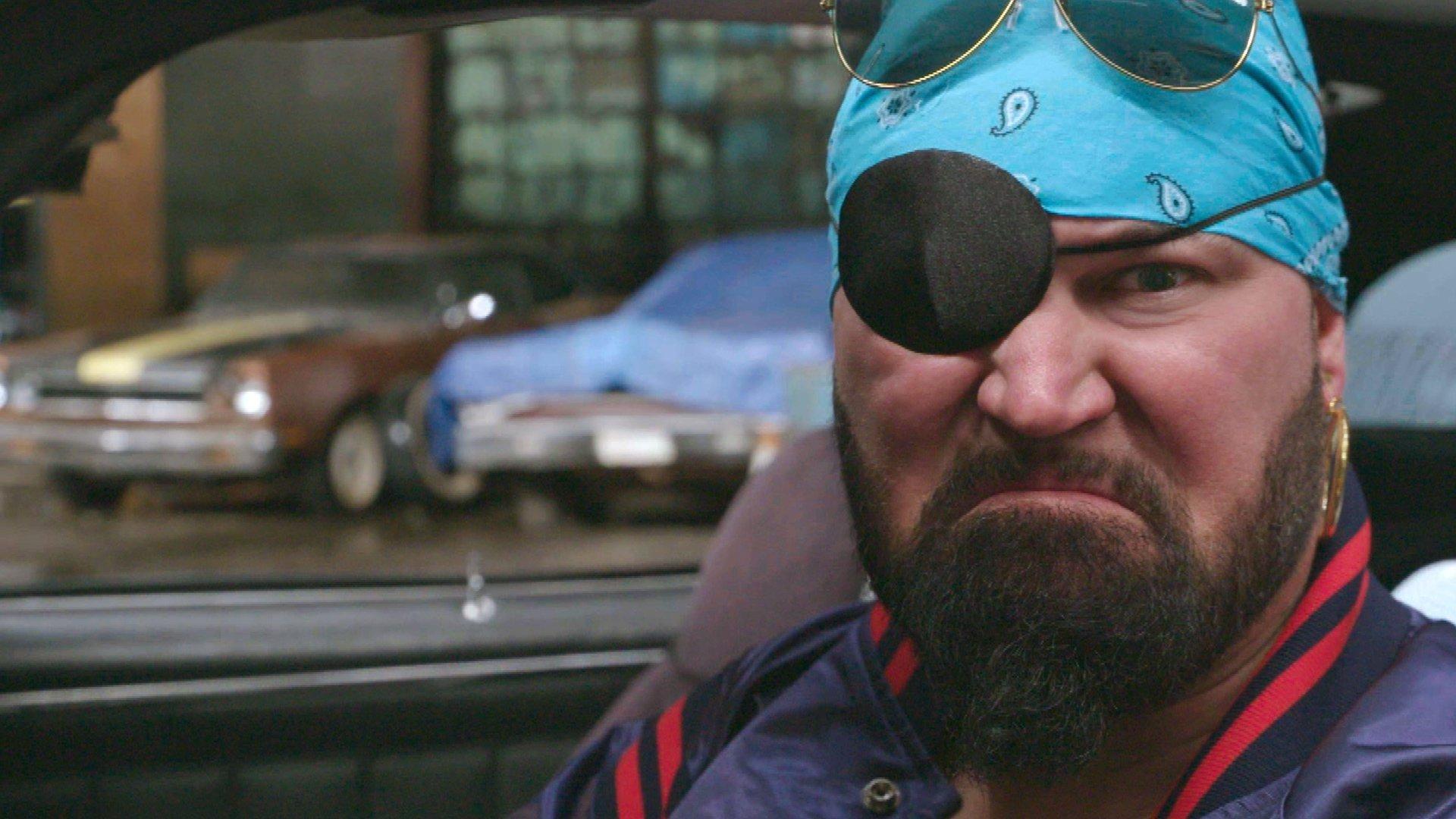 L'homme qui a aveuglé Tex Ferguson: Southpaw Regional Wrestling - Episode 3