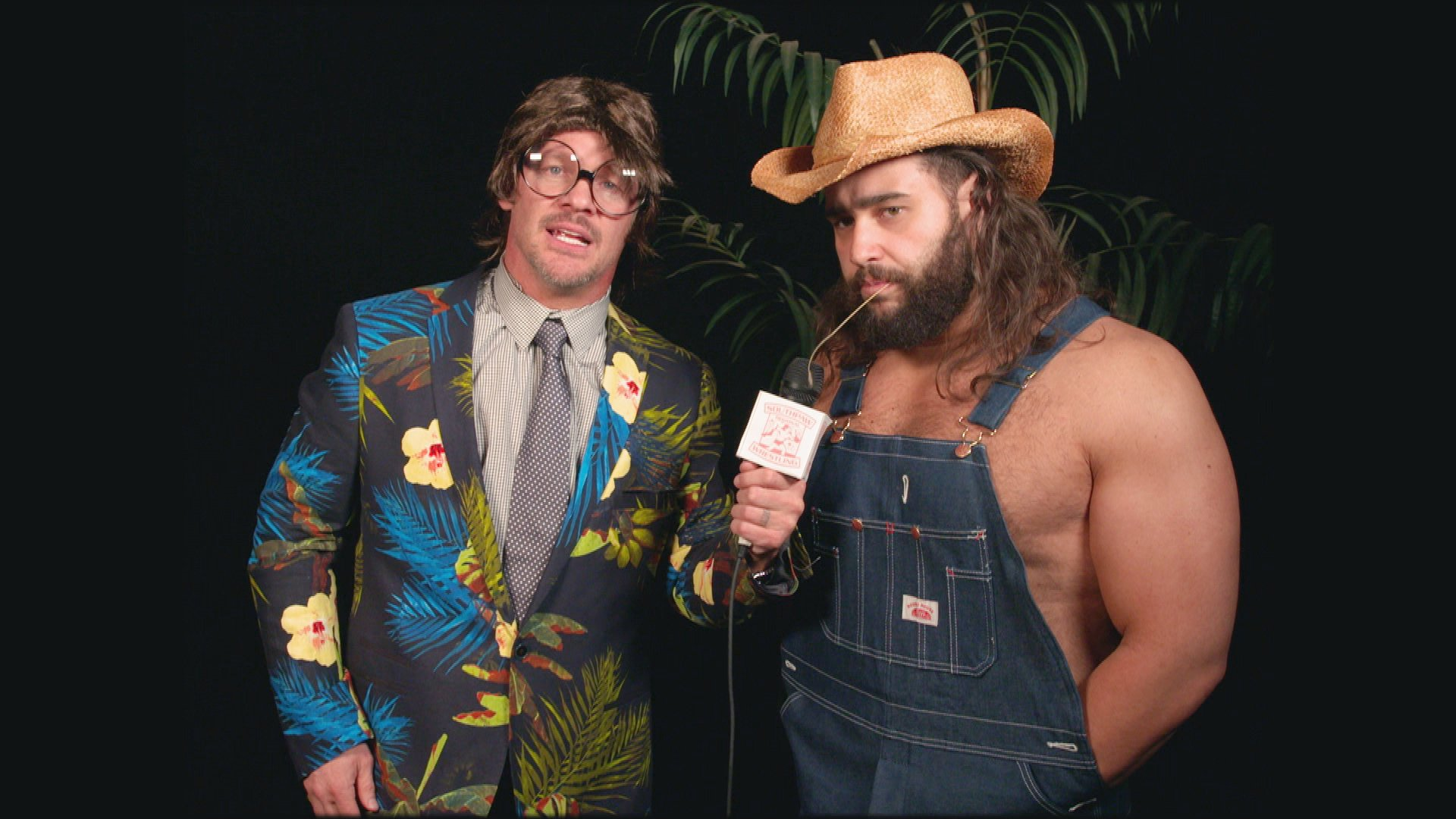 La balade de Big Bart et ses poussins: Southpaw Regional Wrestling - Episode 2