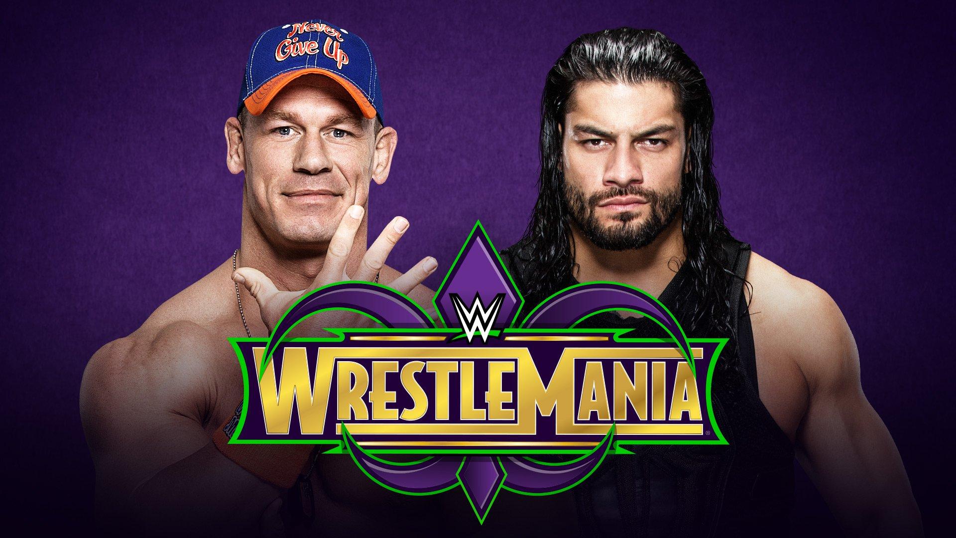 4 choses que nous voulons voir à WrestleMania 34