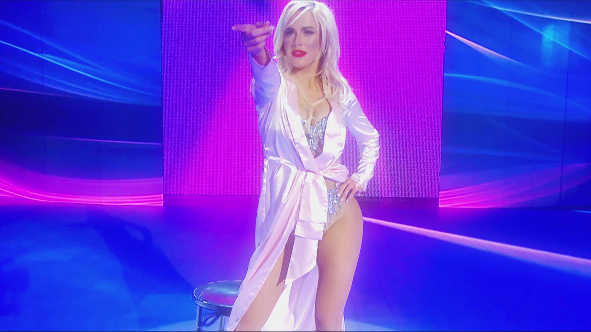 Lana zmierza na SmackDown: SmackDown LIVE 18.04.17