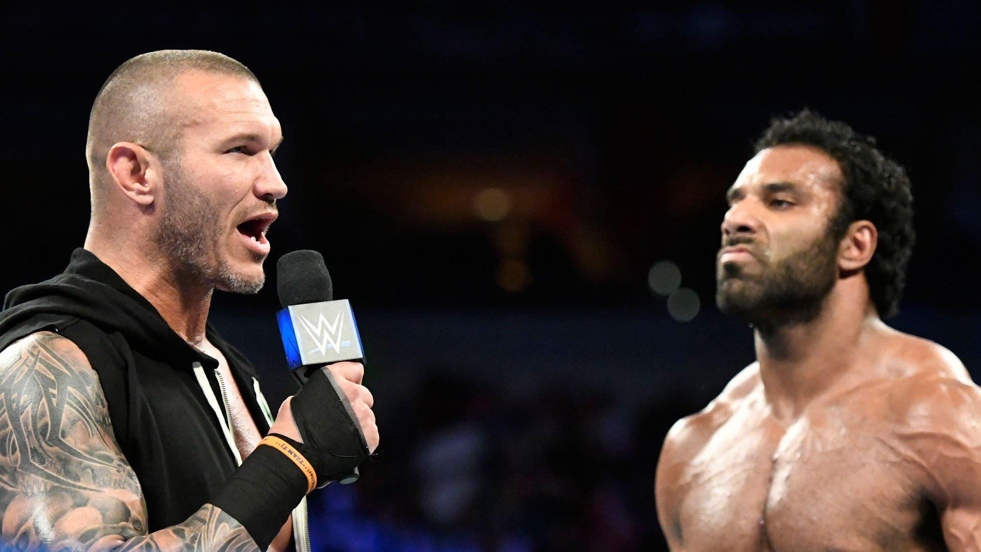 Randy Orton se confronte à Jinder Mahal et s'adresse à Bray Wyatt: SmackDown LIVE, 18 avril 2017