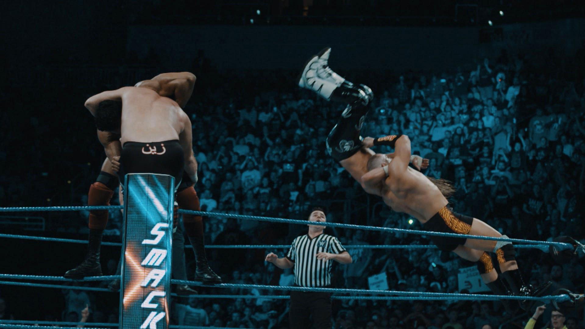 Six-Pack Challenge w zwolnionym tempie: WWE.com Exclusive 18.04.17