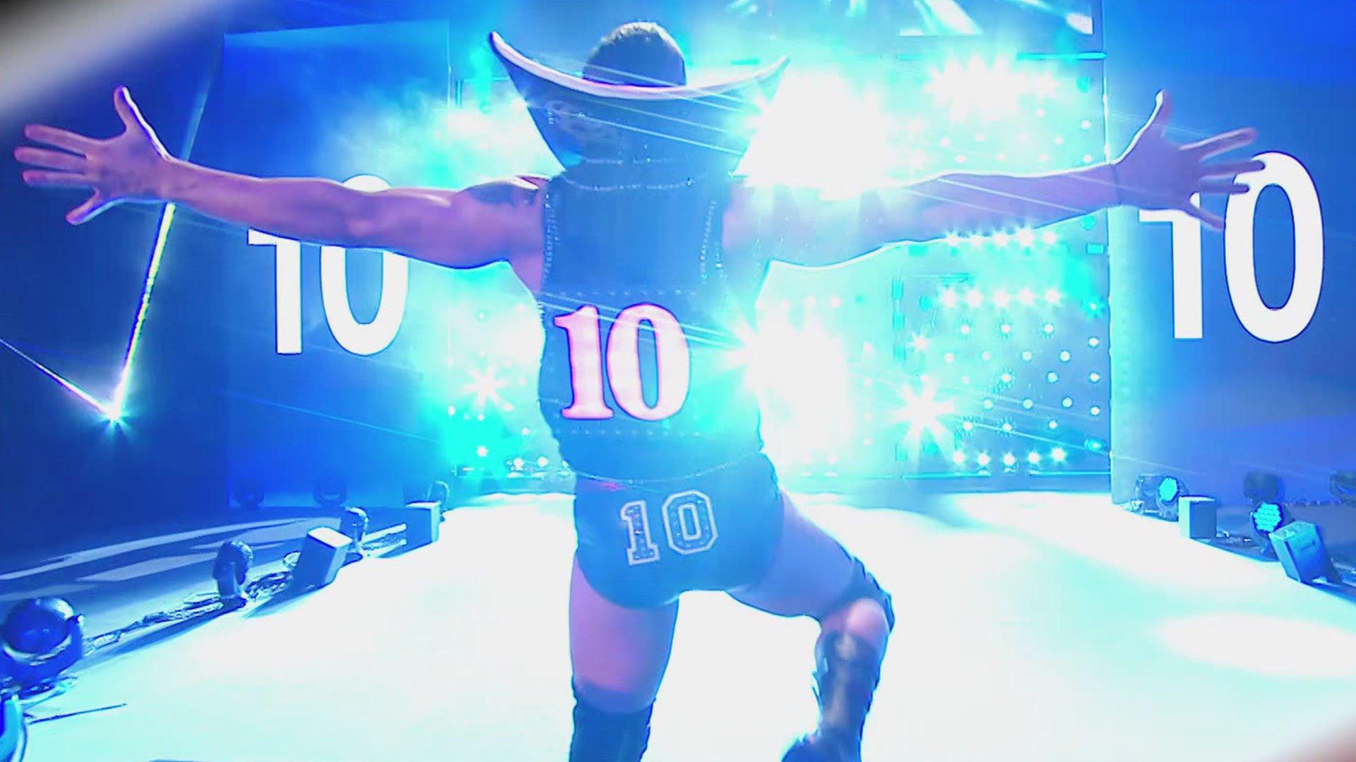 """Dlaczego Tye Dillinger jest zwany """"The Perfect 10""""?: SmackDown LIVE 18.04.17"""