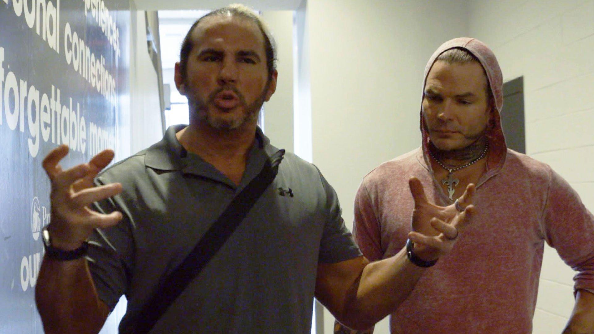 The Hardy Boyz chcą sprawdzić duet Cesaro i Sheamus: WWE.com Exclusive 15.05.17