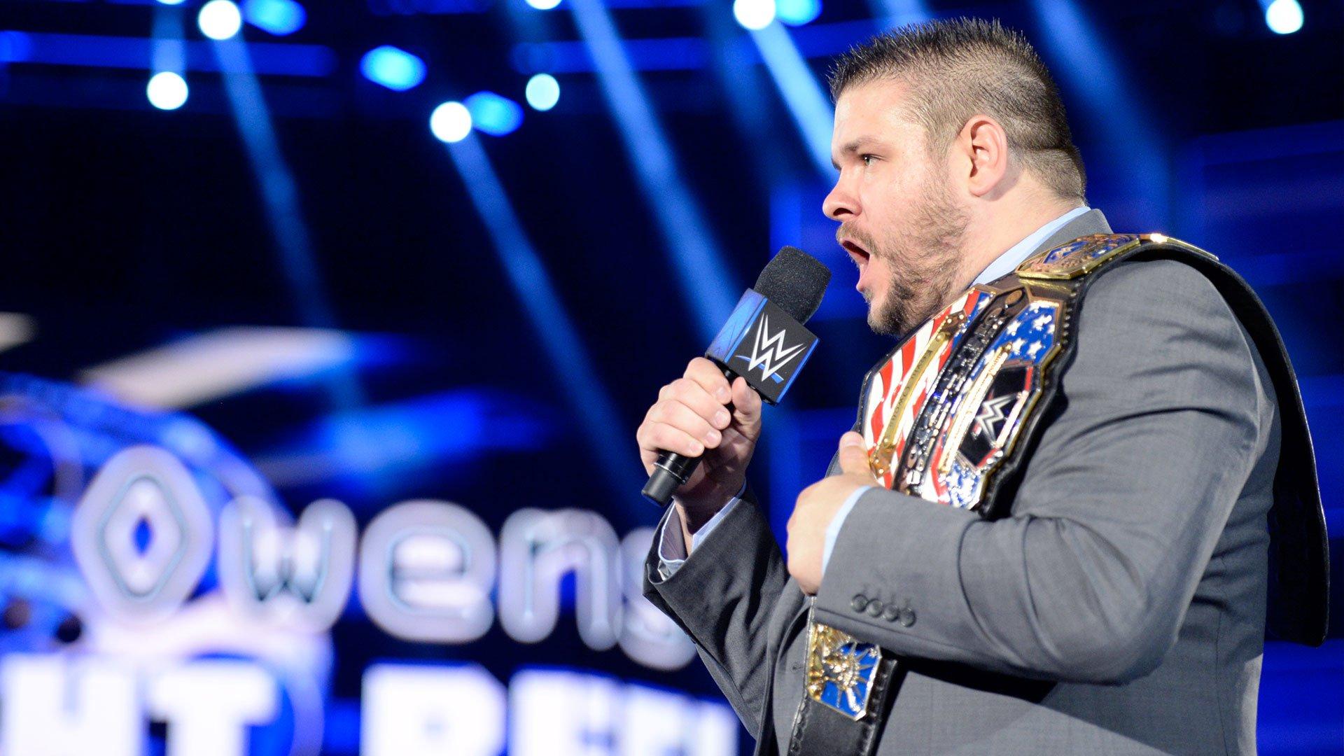 The Highlight Reel de Kevin Owens engendre des tensions entre AJ Styles et Jinder Mahal: SmackDown LIVE, 16 mai 2017