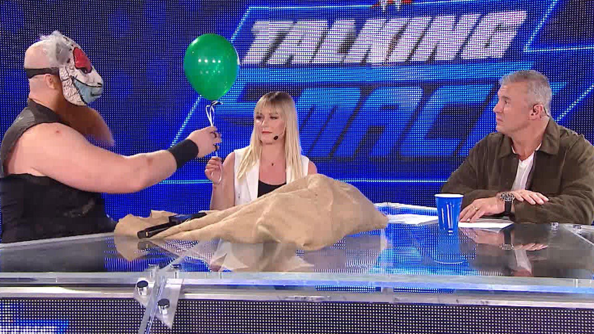 Qu'est-ce qui fait rire Erick Rowan: WWE Talking Smack, 16 mai 2017 (WWE Network Exclusive)