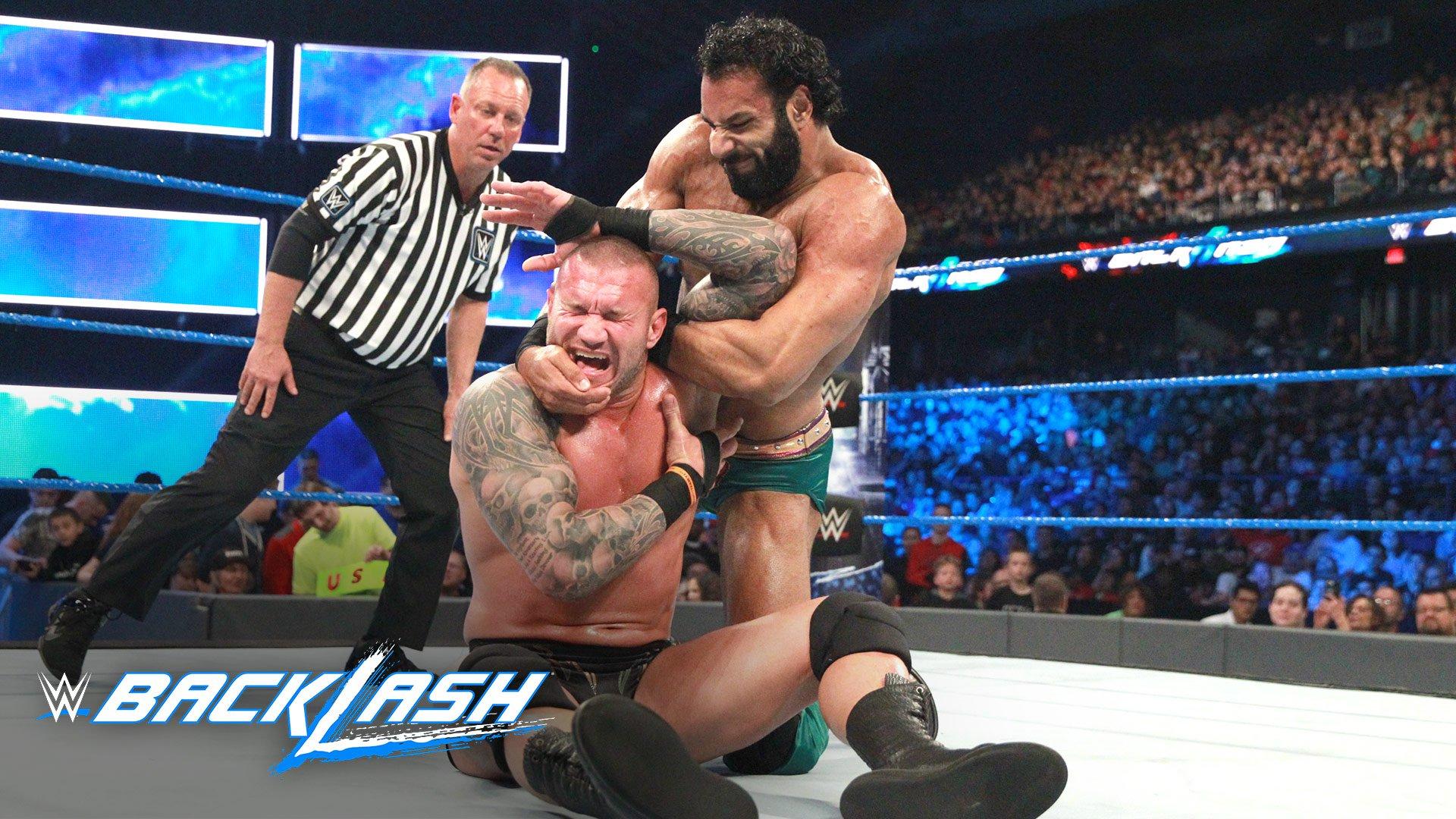 Randy Orton vs. Jinder Mahal - Match de Championnat de la WWE: WWE Backlash 2017 (WWE Network Exclusive)