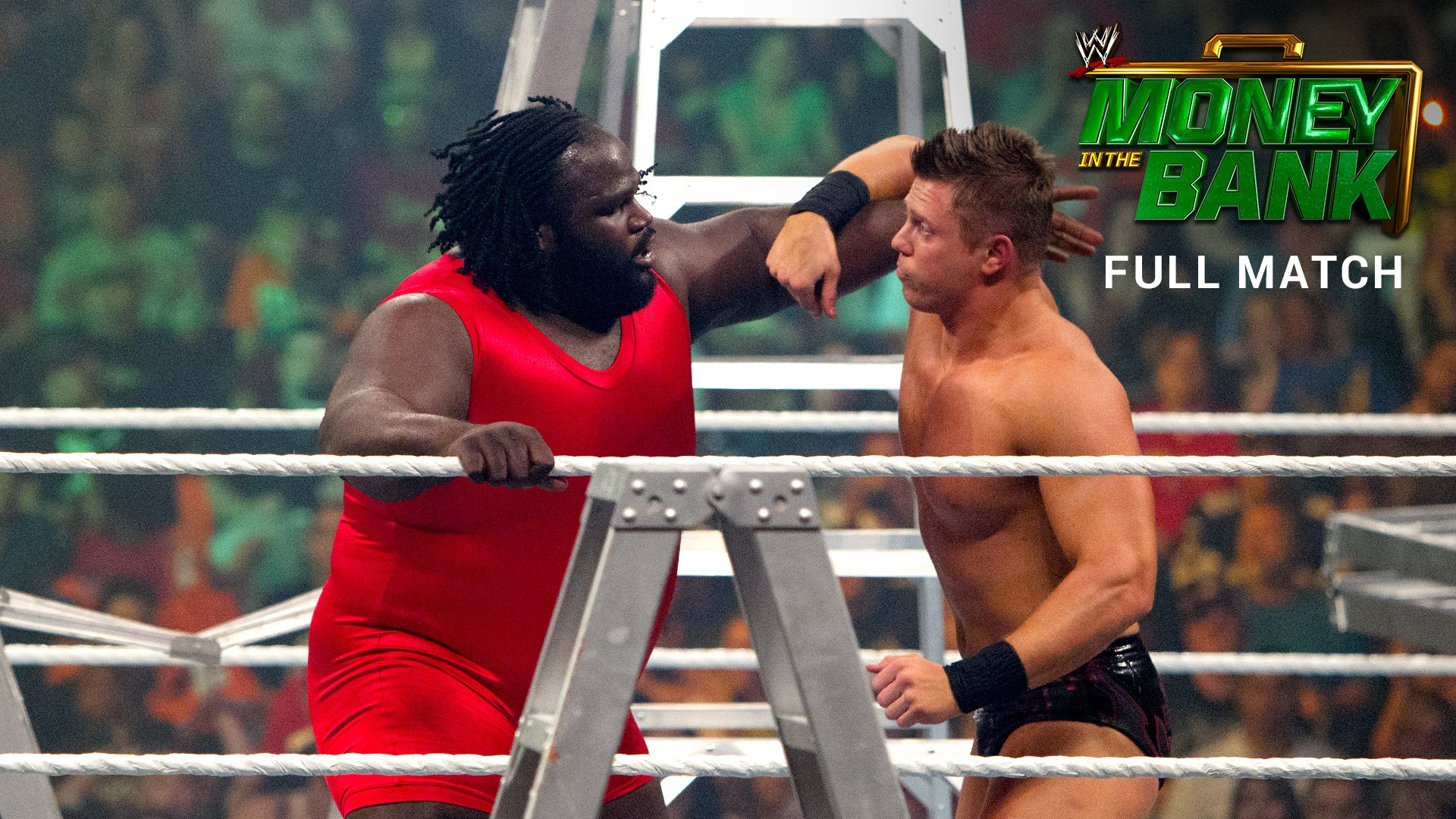 Money in the Bank Ladder Match for a WWE Title Match Contract: Money in the Bank 2010 (Full Match - WWE Network Exclusive)
