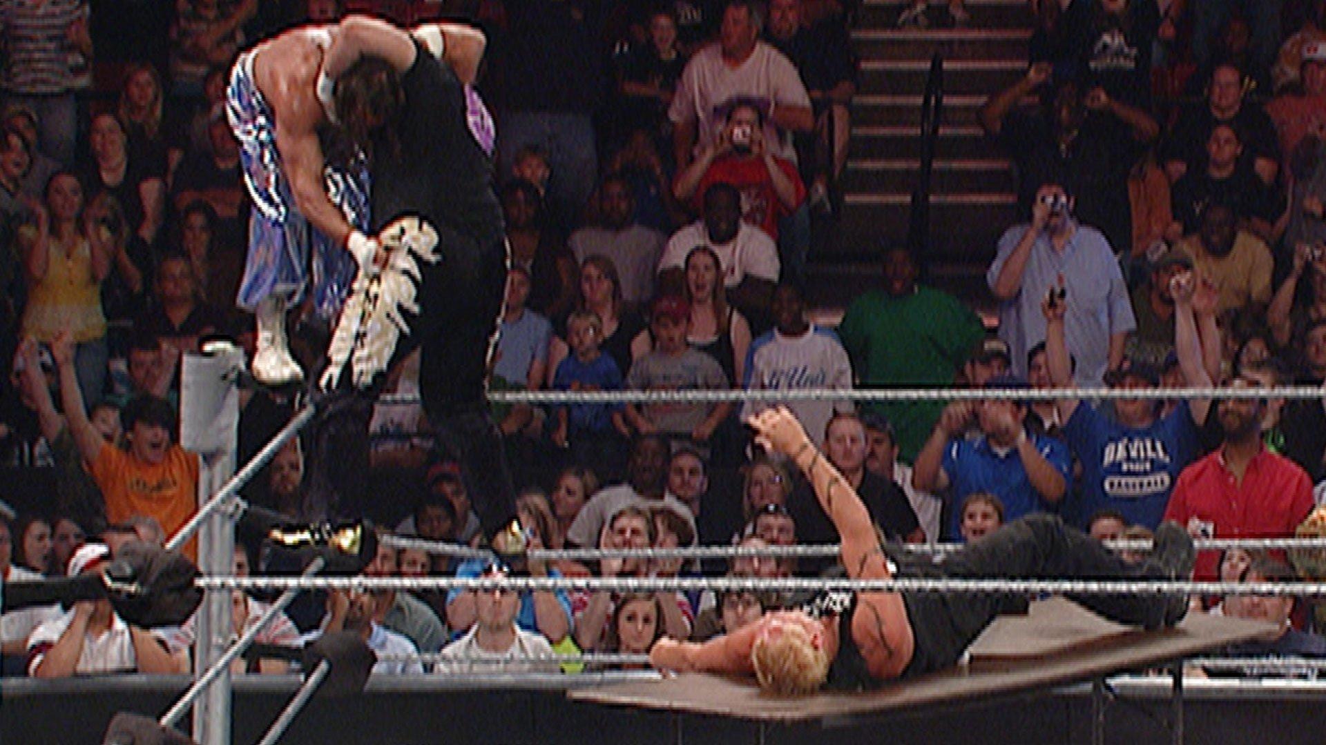 Rob Van Dam vs. Sabu vs. Tommy Dreamer vs. The Sandman - Extreme Rules Fatal 4-Way Match: ECW, 1er mai 2007 (WWE Network Exclusive)