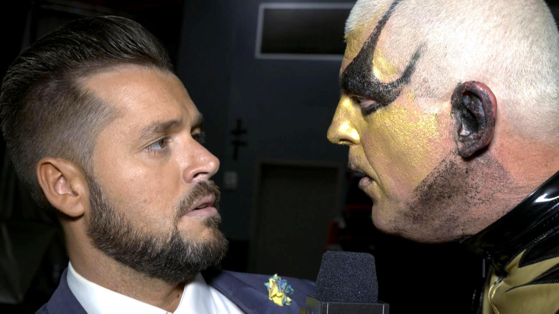 "Goldust kończy sagę ""Shattered Truth"": WWE.com Exclusive 10.07.17"