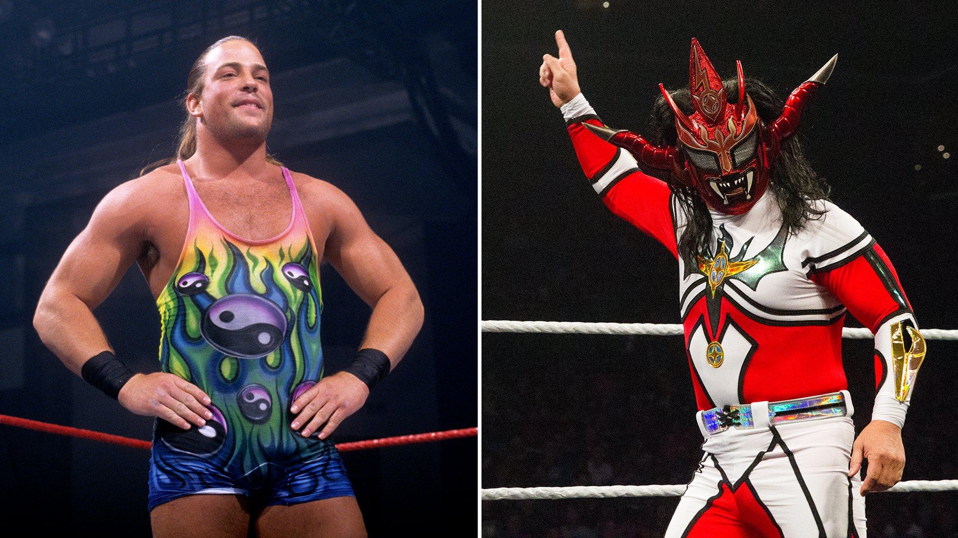 5 outsiders qui se sont battus à la WWE