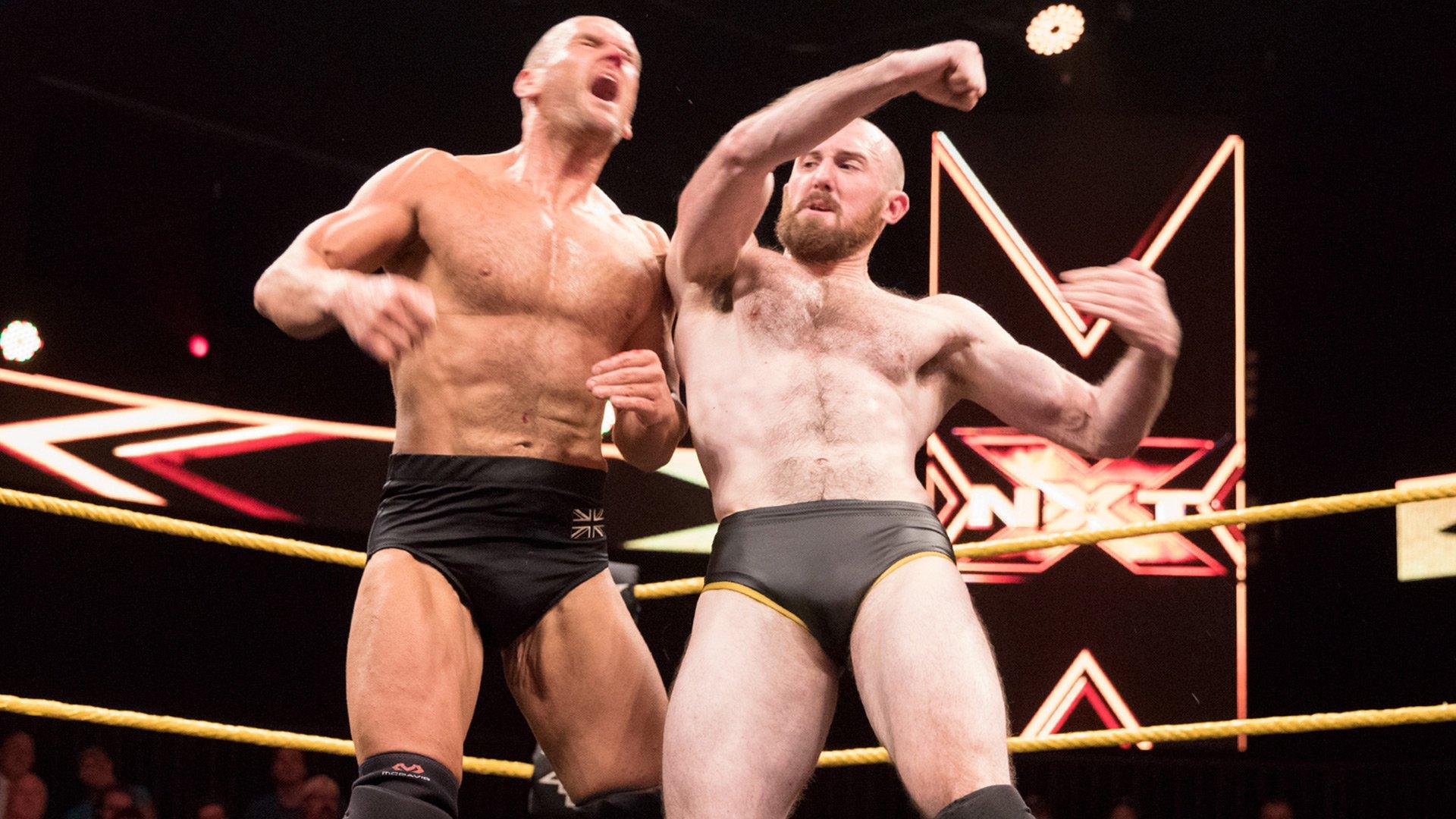 Oney Lorcan vs. Danny Burch: WWE NXT, 19 juillet 2017