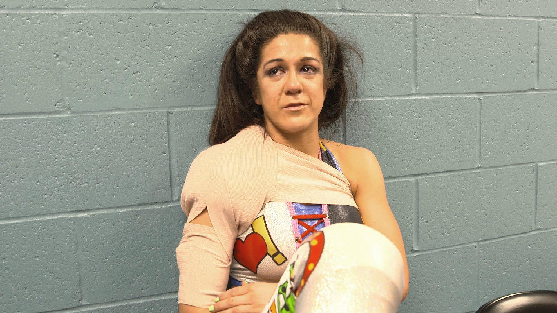 Podekscytowana Bayley zastanawia się co dalej: WWE.com Exclusive 01.08.17