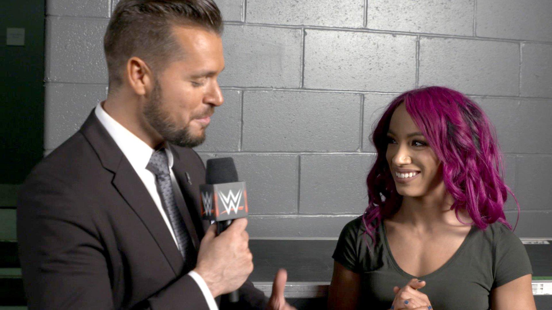 Sasha Banks dostanie swoją zemstę w Poniedziałek: WWE.com Exclusive 07.08.17