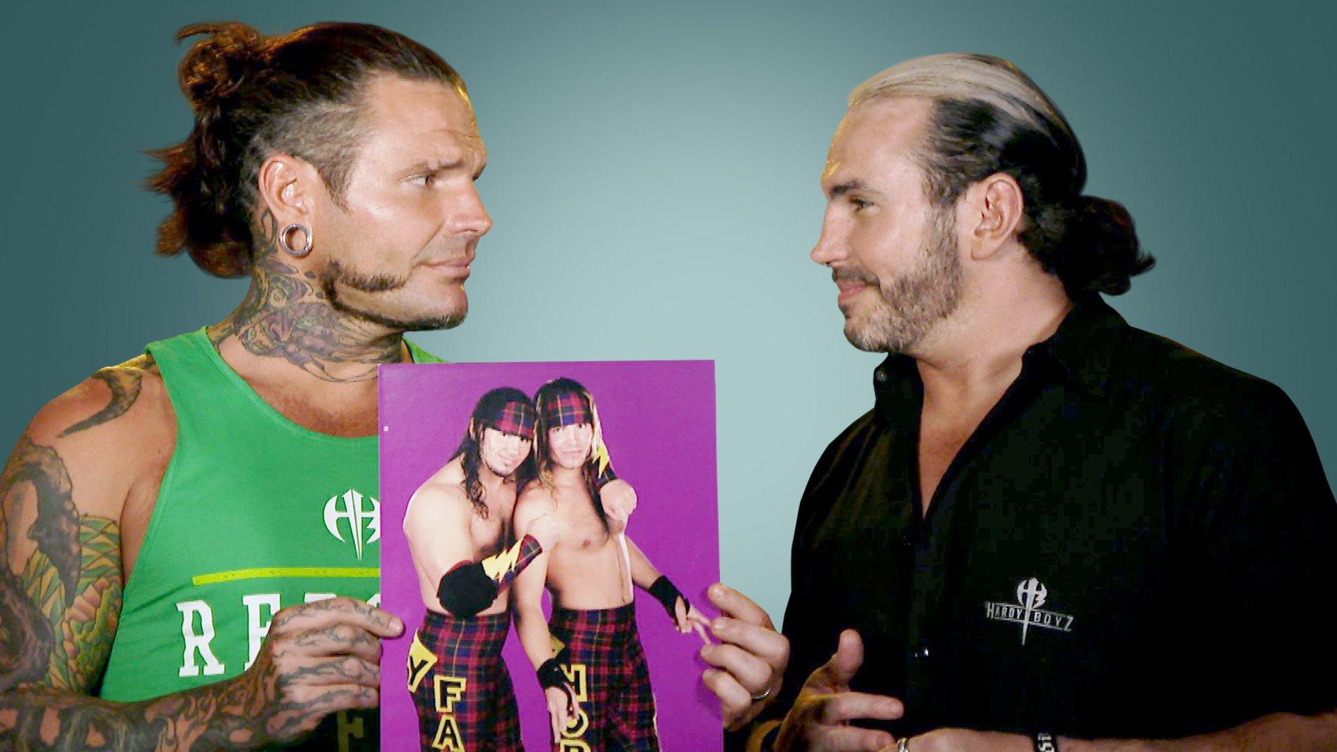 The Hardy Boyz révèlent leur plus gros changement de ces 20 dernières années: WWE Then & Now