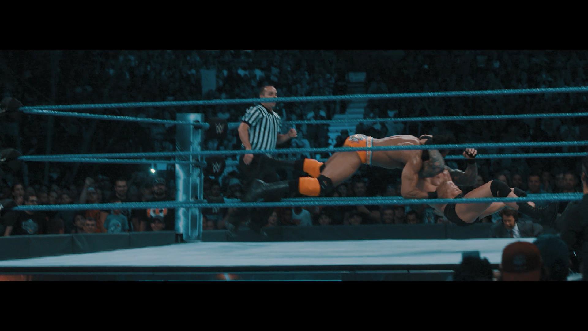 Nowe nagranie zwycięstwa Randy'ego Ortona nad Jinderem Mahalem: WWE.com Exclusive 11.08.17