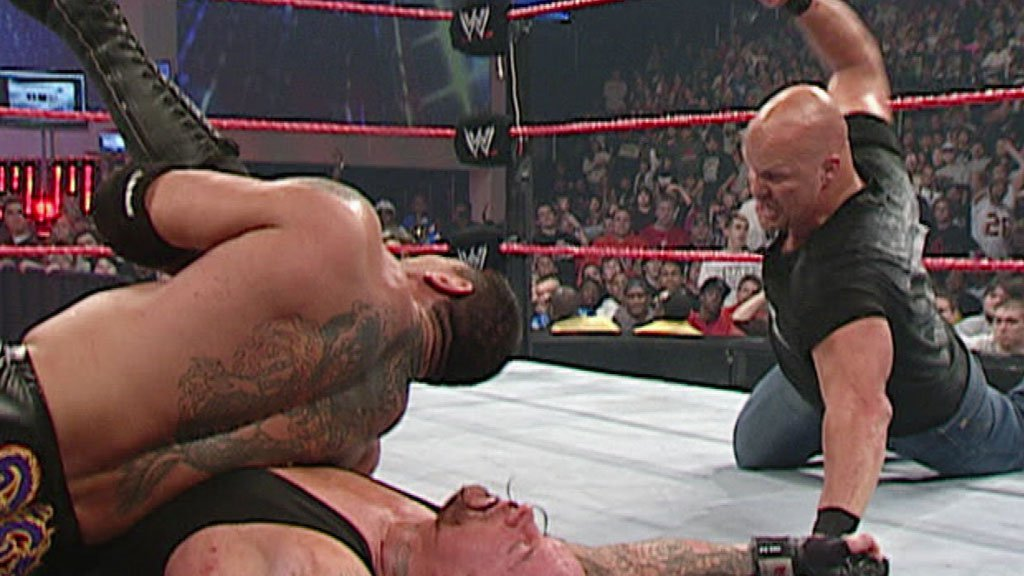 Resultado de imagem para undertaker vs batista cyber sunday