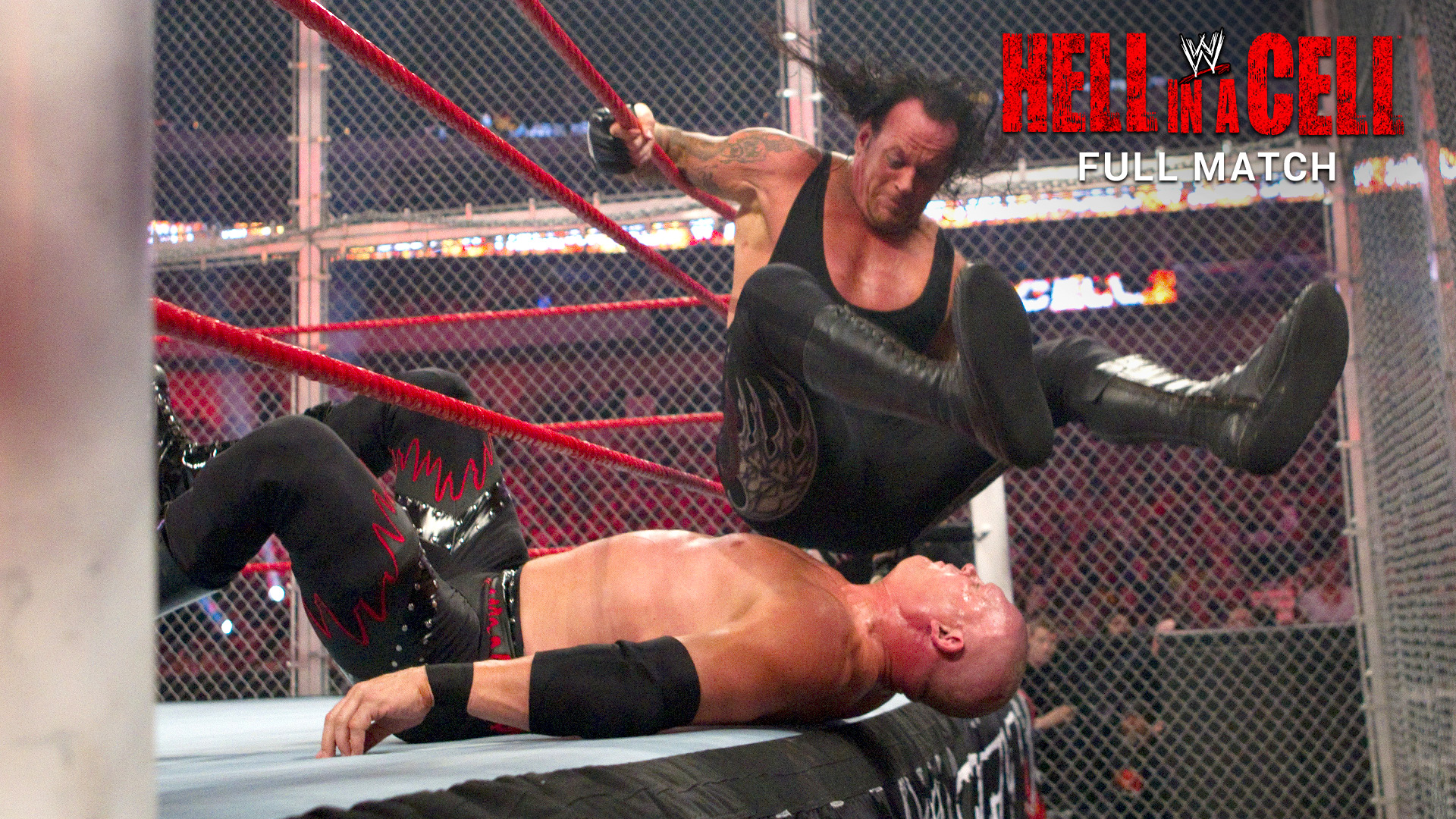 Kane vs. The Undertaker - World Heavyweight Title Hell in a Cell Match: WWE Hell in a Cell 2010 (Full Match - WWE Network Exclusive)