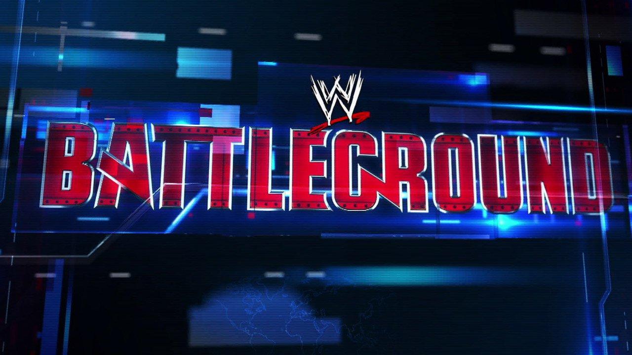 wwe battleground - live on pay-per-view: tonight | wwe