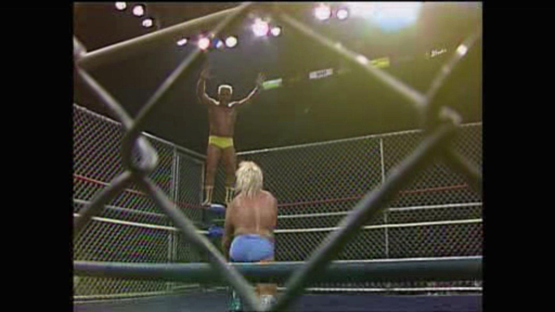 Ron Garvin Vs. Ric Flair: World Championship Wrestling, September 25, 1987  | WWE