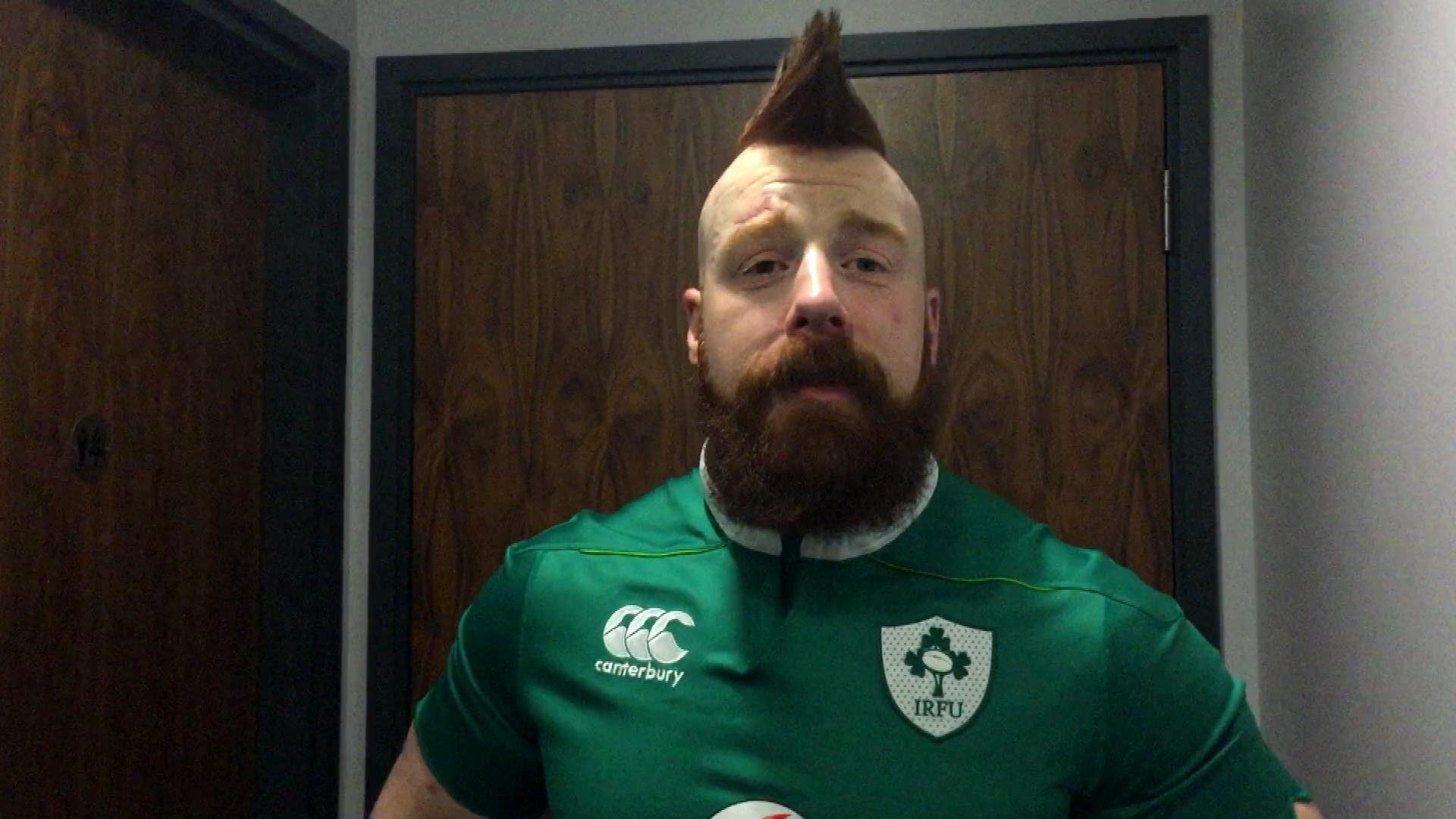 Sheamus On Being Back Home In Dublin With Wwe Live Wwe