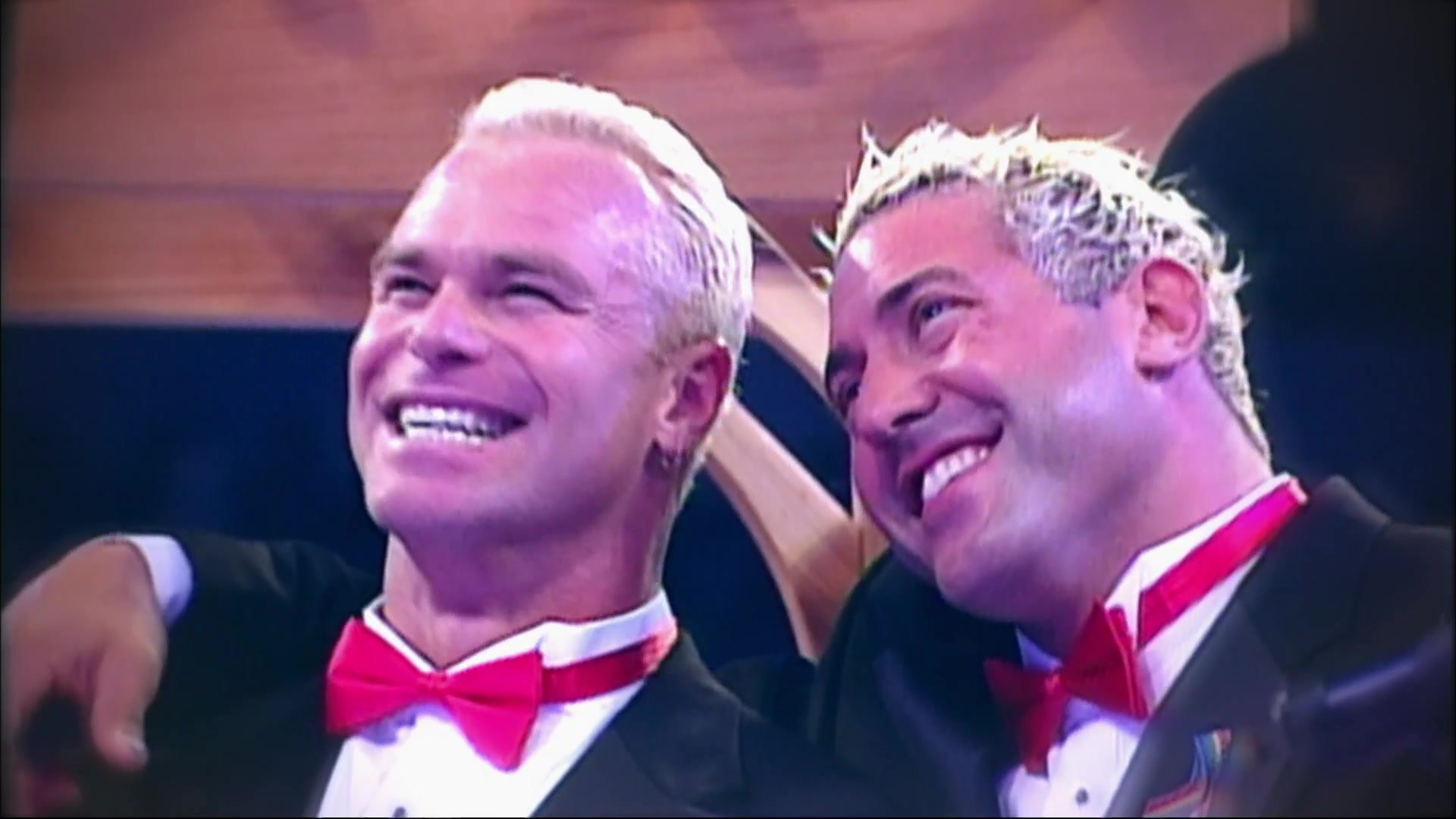 The Billy & Chuck wedding | WWE