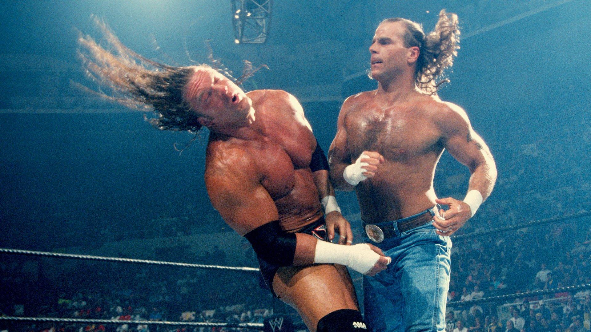 Shawn michaels vs triple h street fight summerslam 2002 wwe m4hsunfo