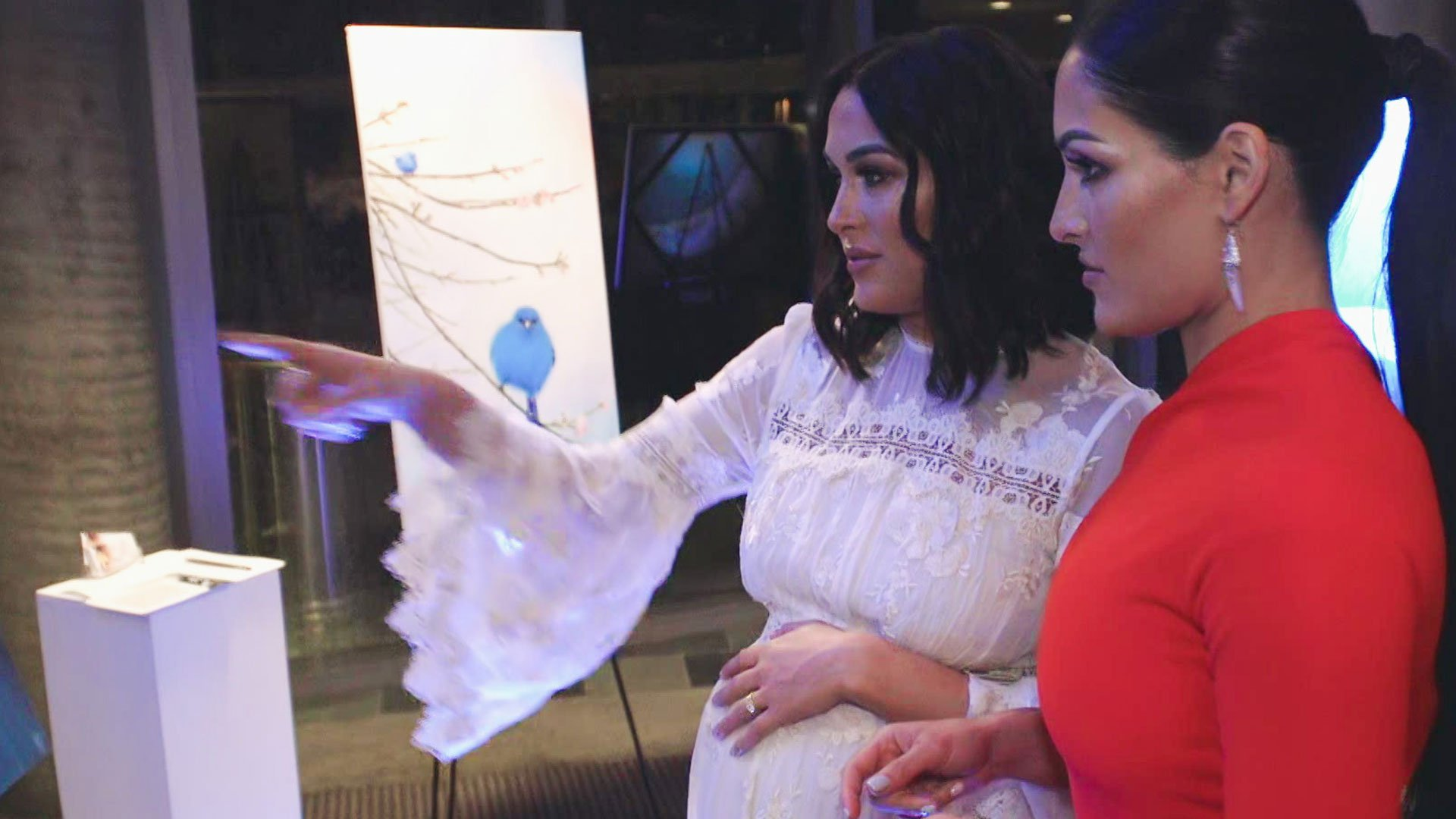 The Bella Twins celebrate women's empowerment at The WIN Awards: Bonus Clip, Oct. 11, 2017