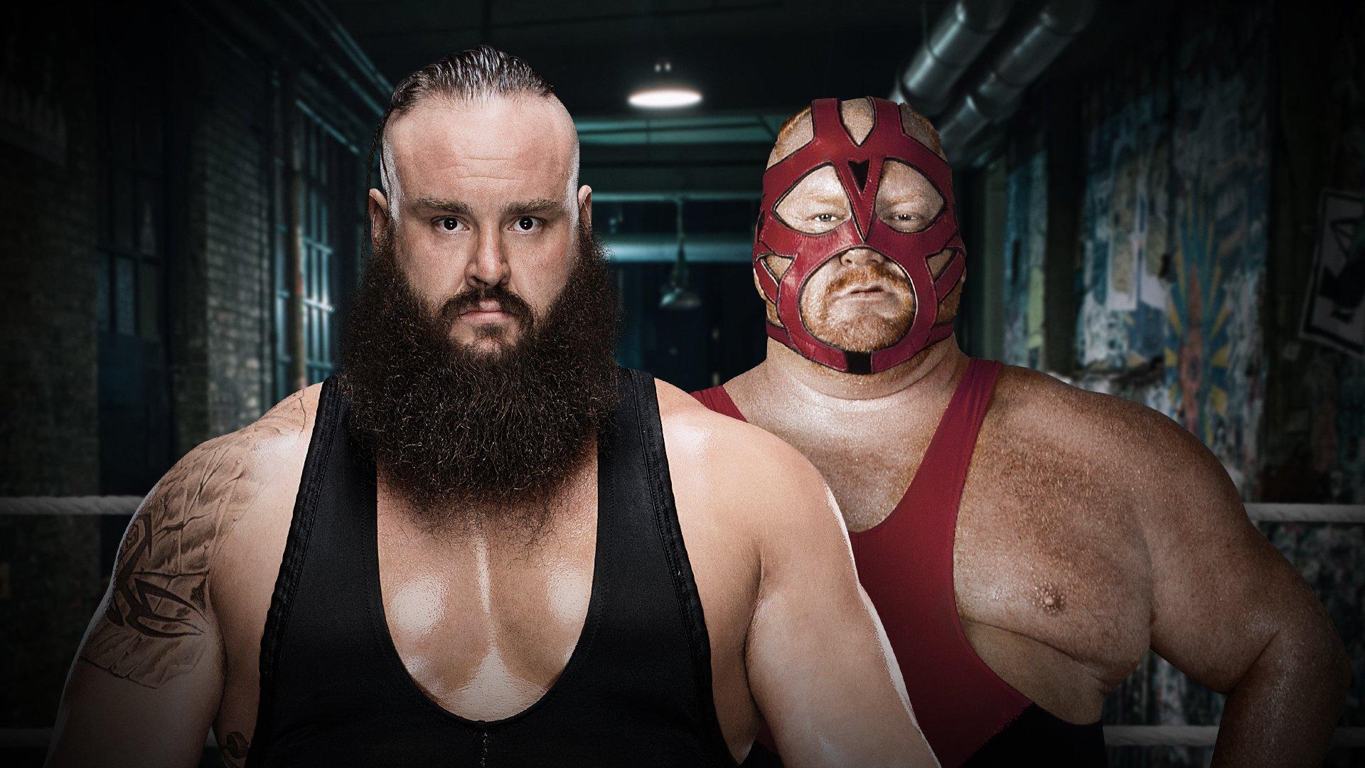 5 dream matches for Braun Strowman: WWE List This!